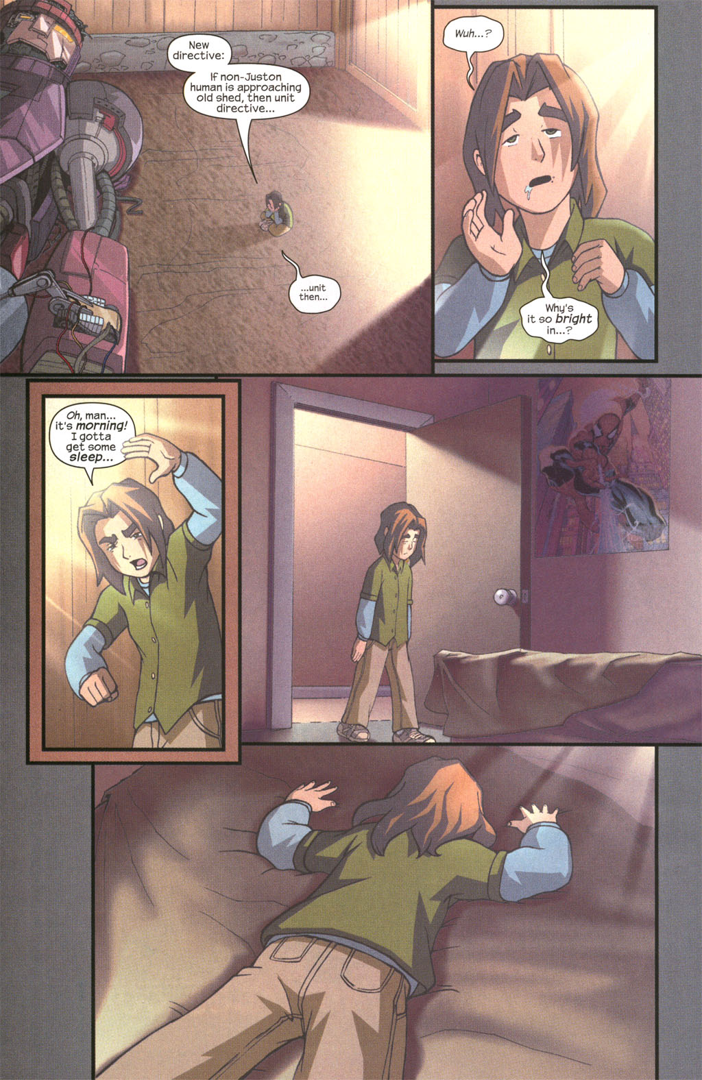 Read online Sentinel comic -  Issue #2 - 22