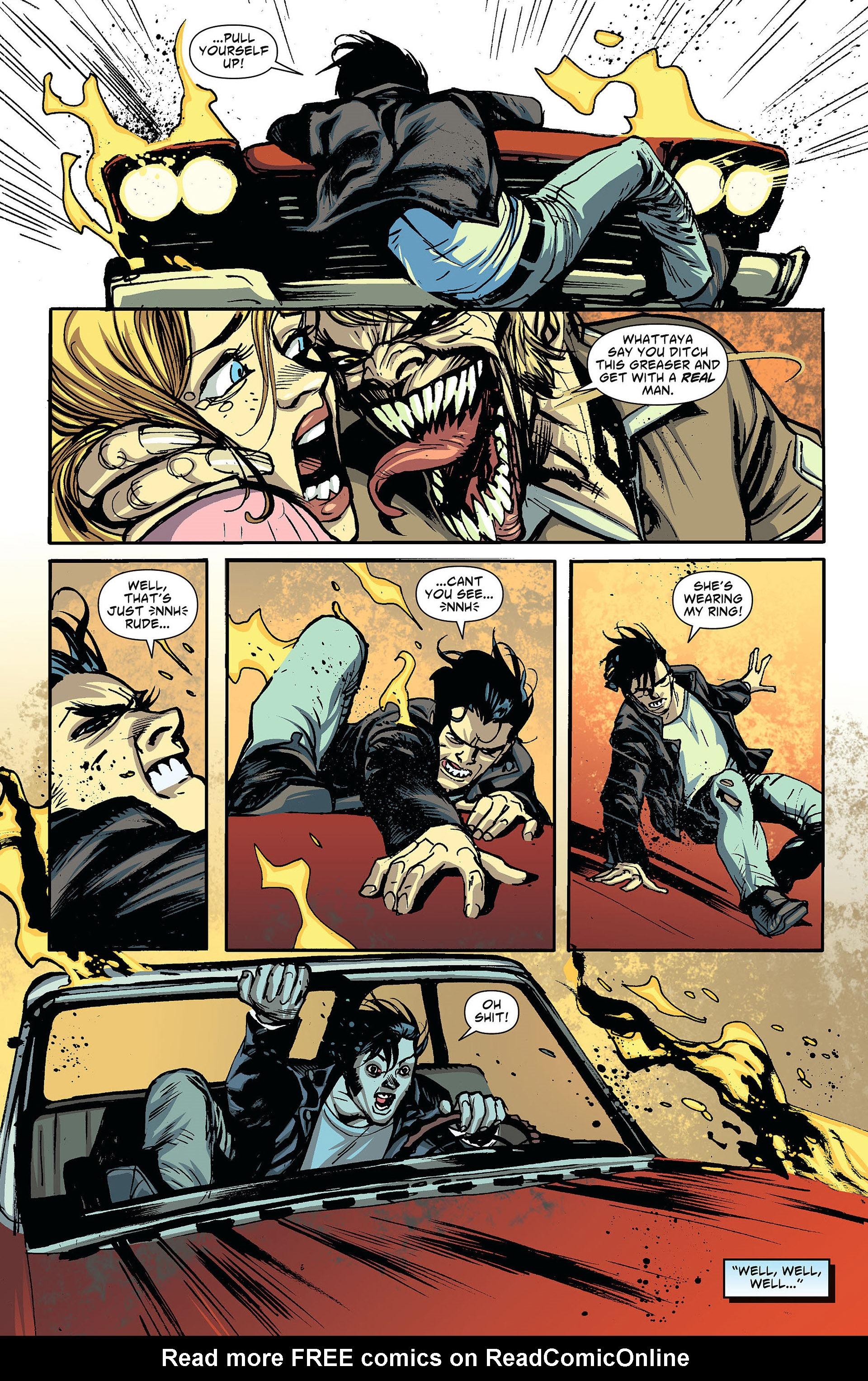 Read online American Vampire comic -  Issue #24 - 8