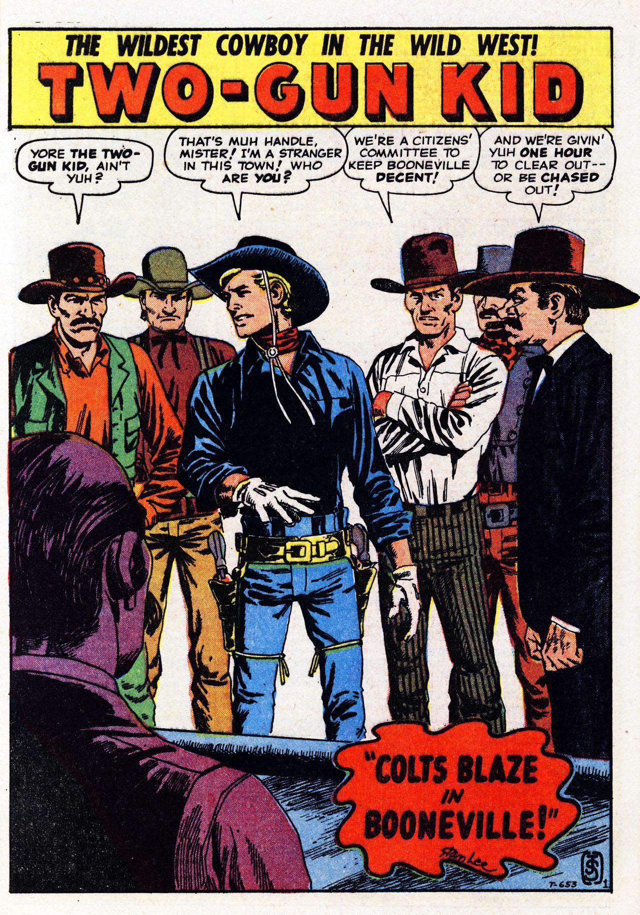 Read online Two-Gun Kid comic -  Issue #53 - 28