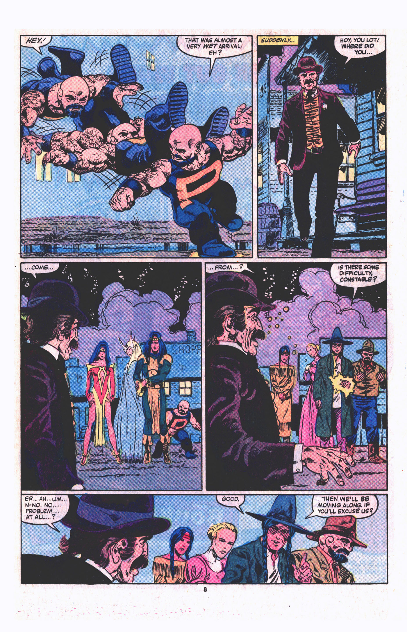 Read online Alpha Flight (1983) comic -  Issue #19 - 9