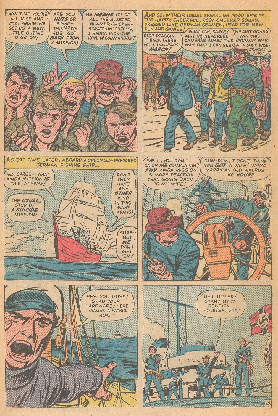 Read online Sgt. Fury comic -  Issue #95 - 13