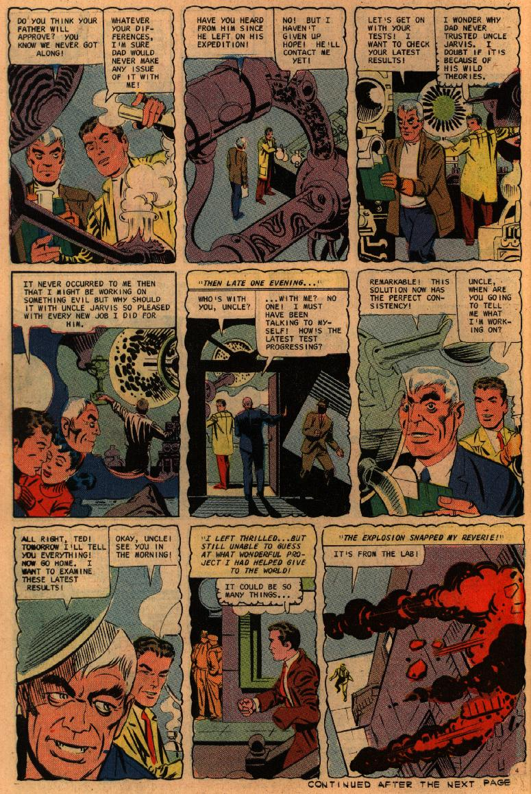 Blue Beetle (1967) issue 2 - Page 6