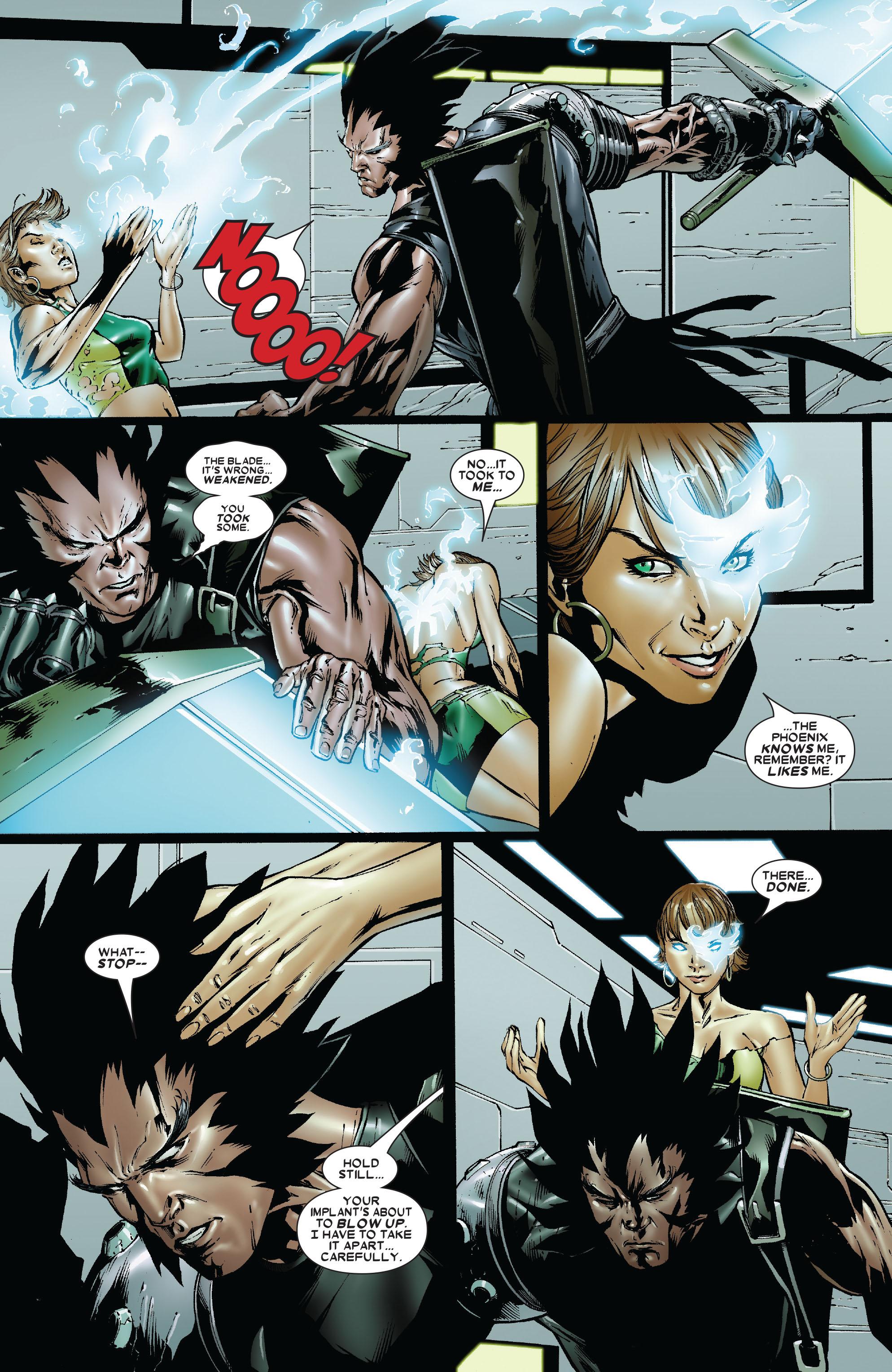 Read online Uncanny X-Men (1963) comic -  Issue #479 - 20