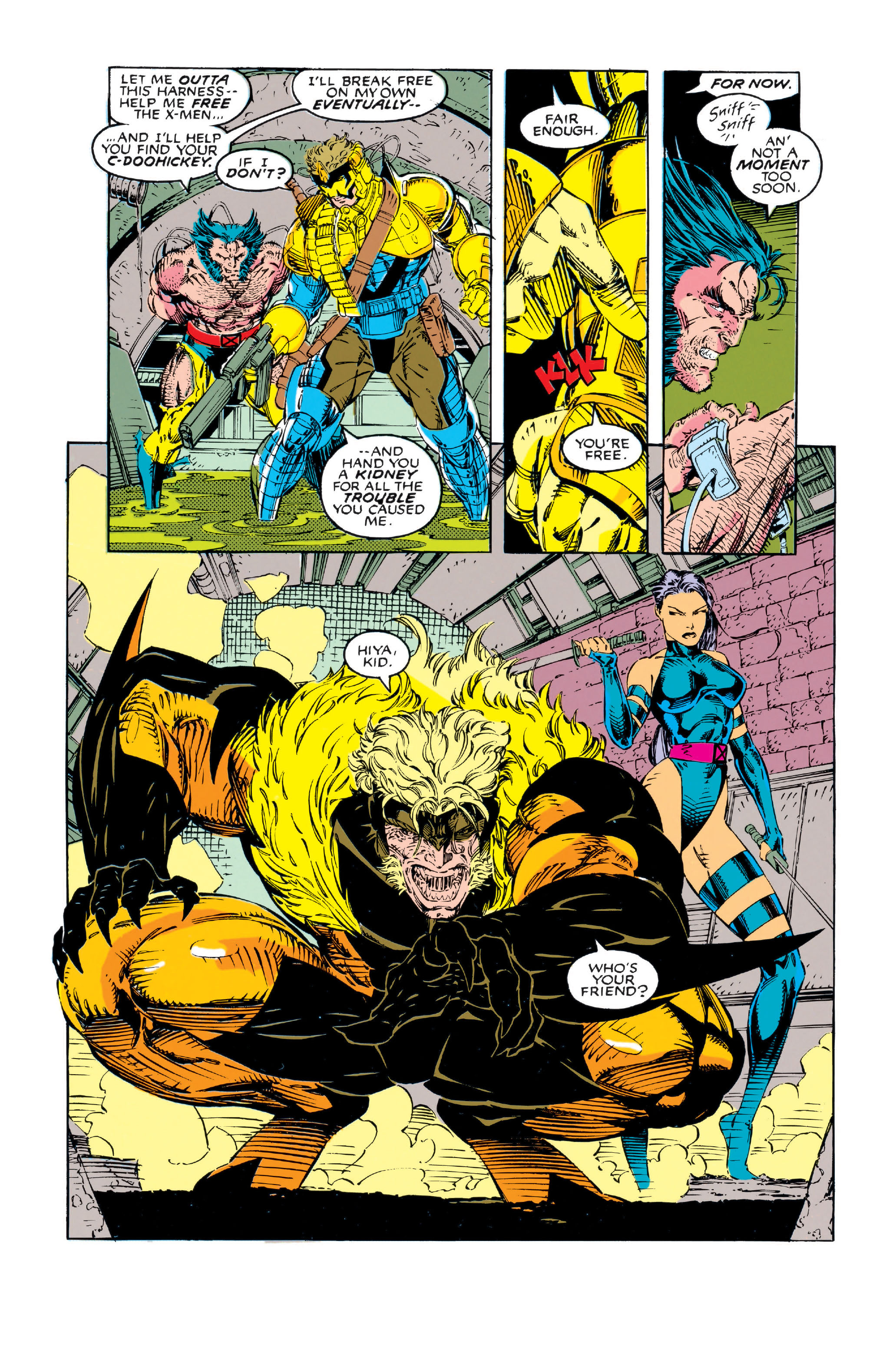 X-Men (1991) 6 Page 19