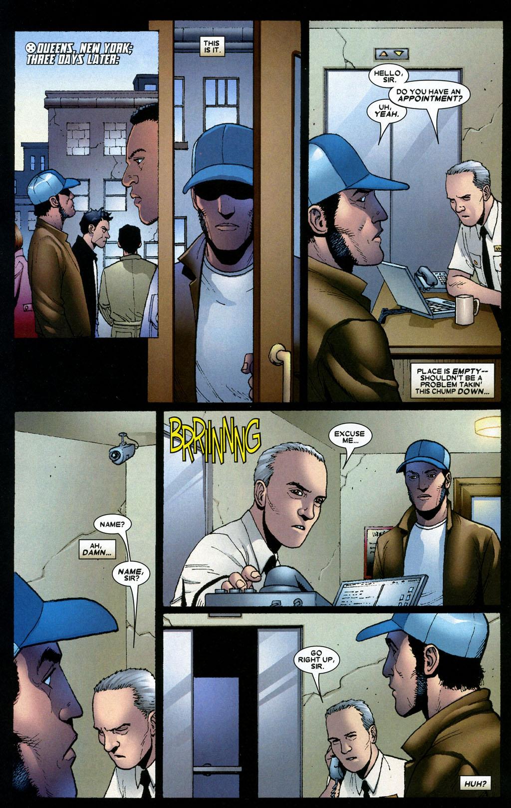 Read online Wolverine: Origins comic -  Issue #6 - 20