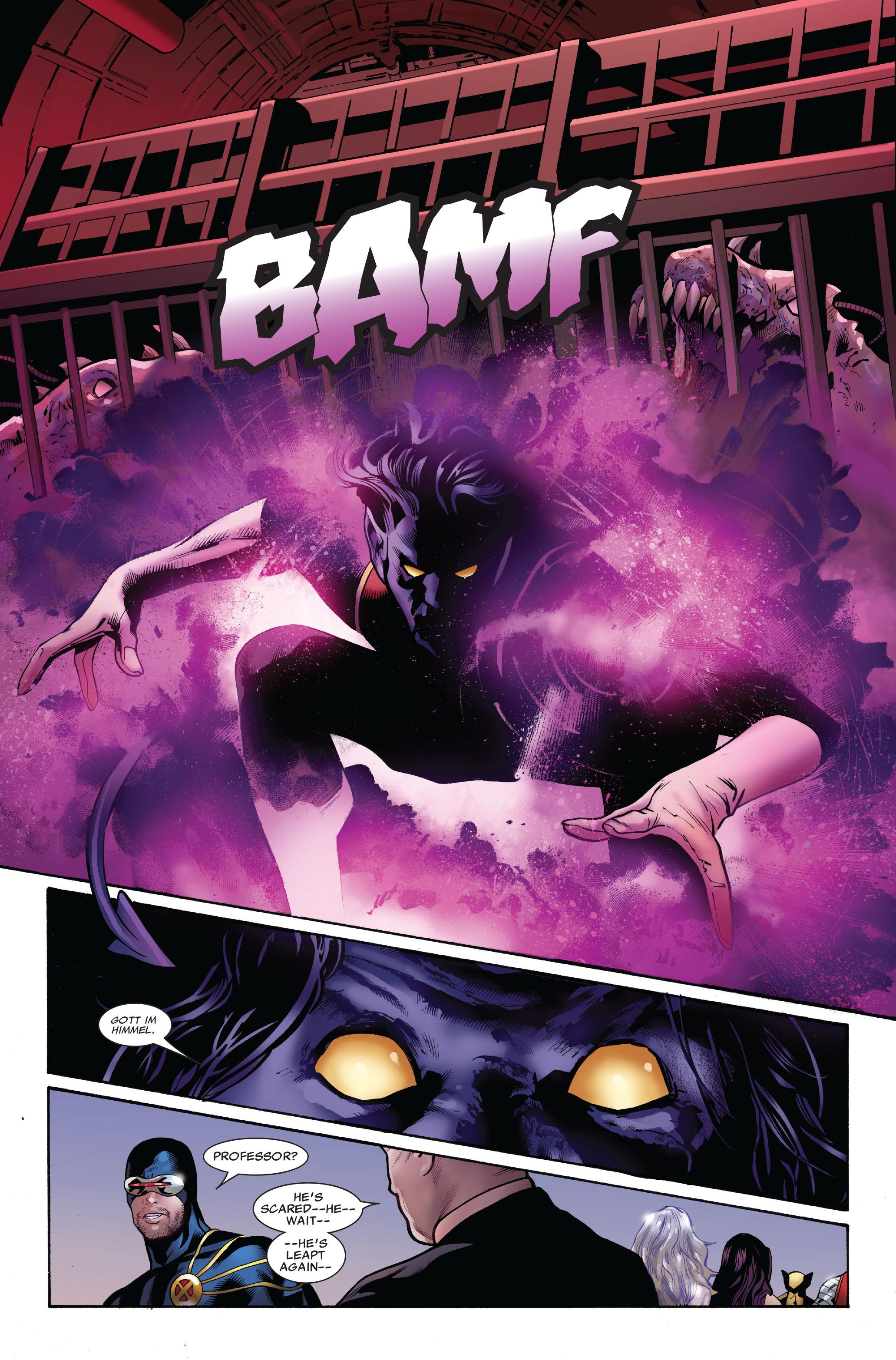 Read online Uncanny X-Men (1963) comic -  Issue #516 - 23