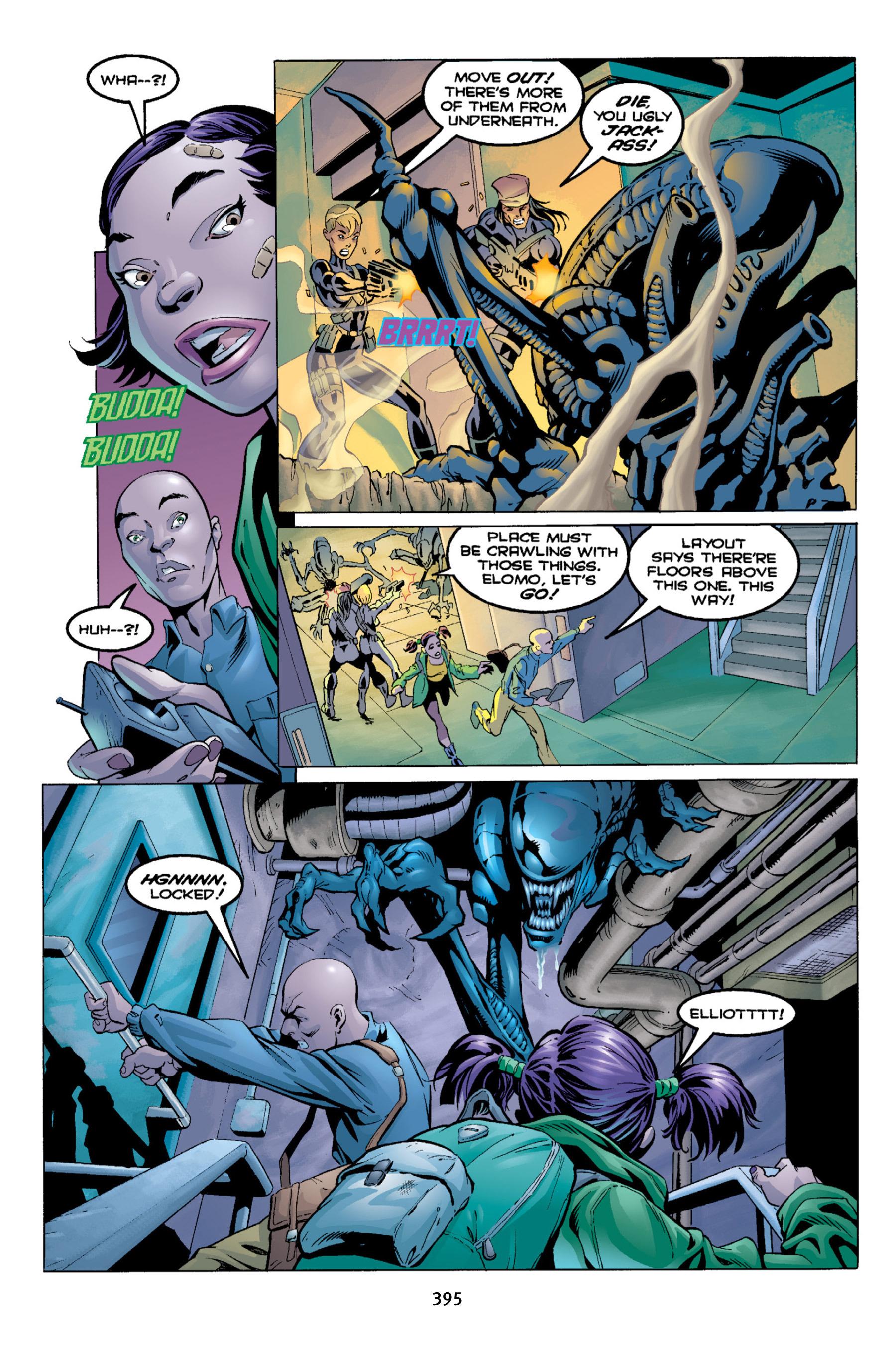 Read online Aliens vs. Predator Omnibus comic -  Issue # _TPB 2 Part 4 - 59