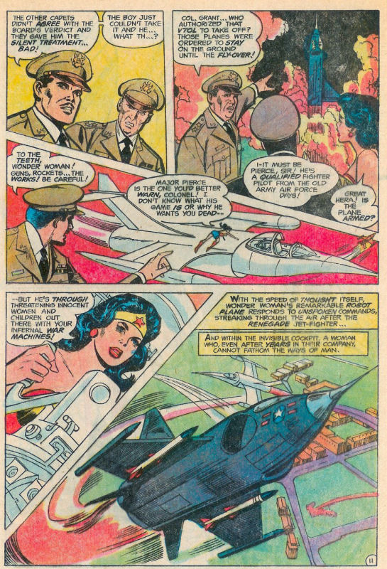 Read online Wonder Woman (1942) comic -  Issue #258 - 12