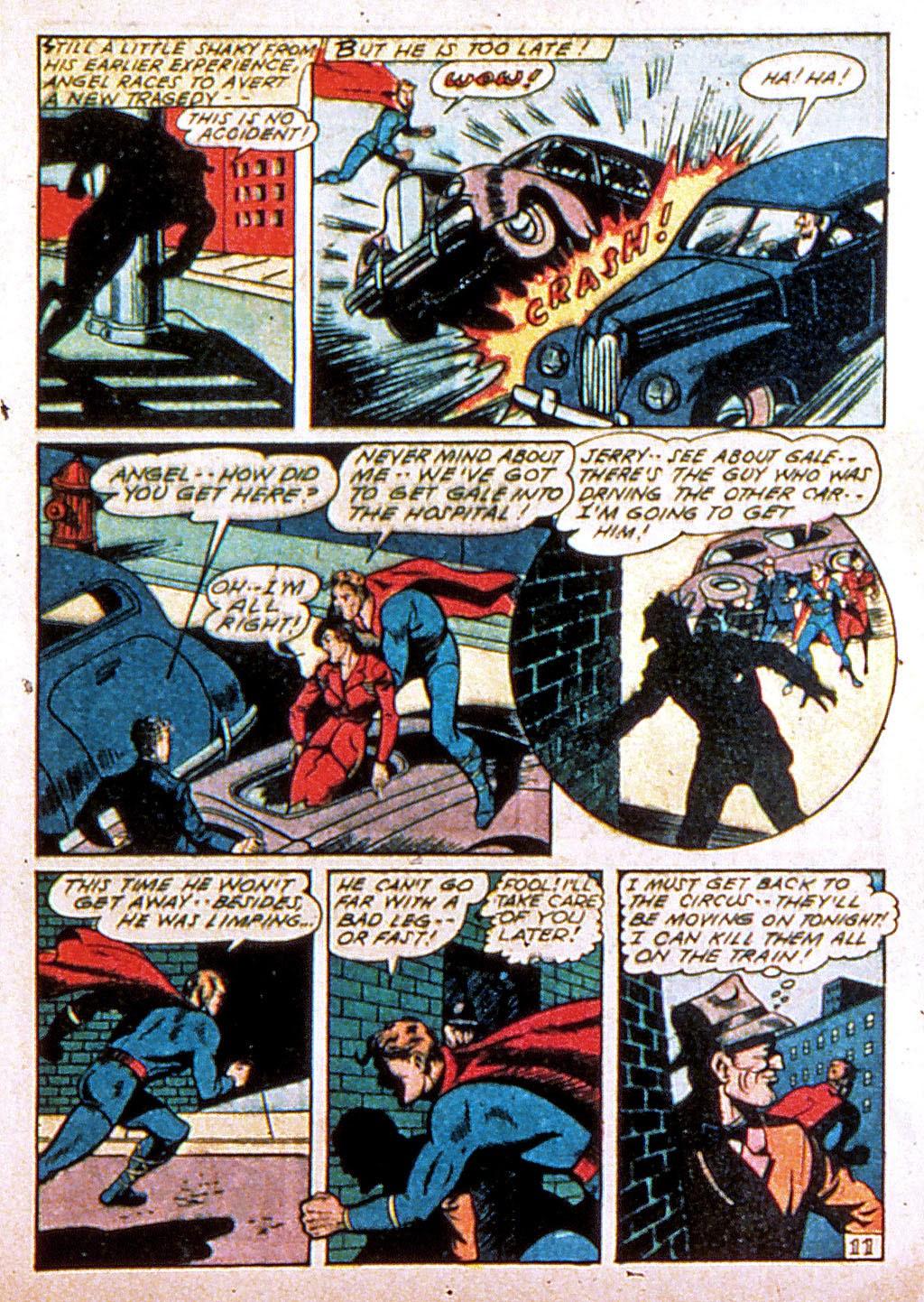 Read online Mystic Comics (1944) comic -  Issue #1 - 13
