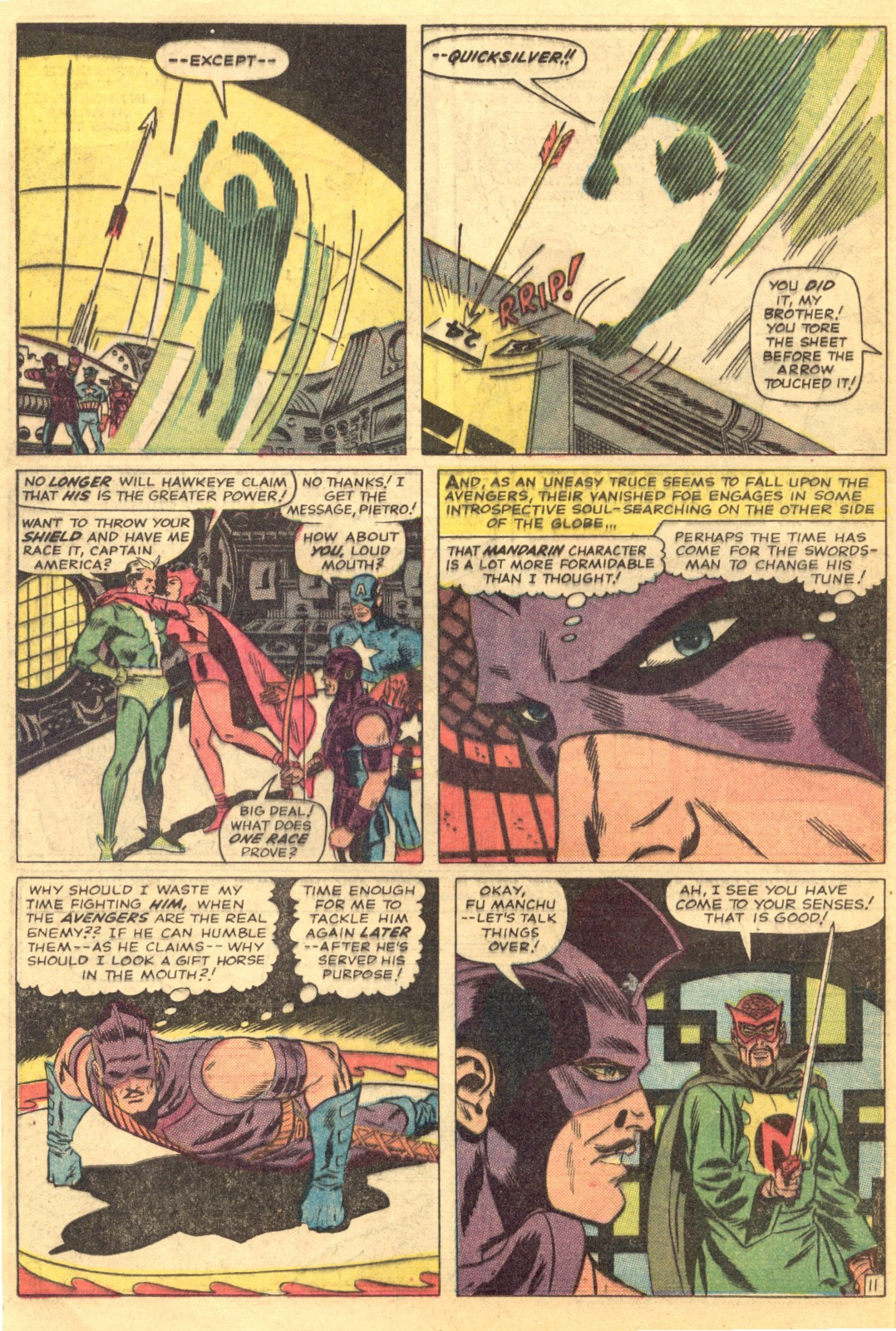 The Avengers (1963) 20 Page 15