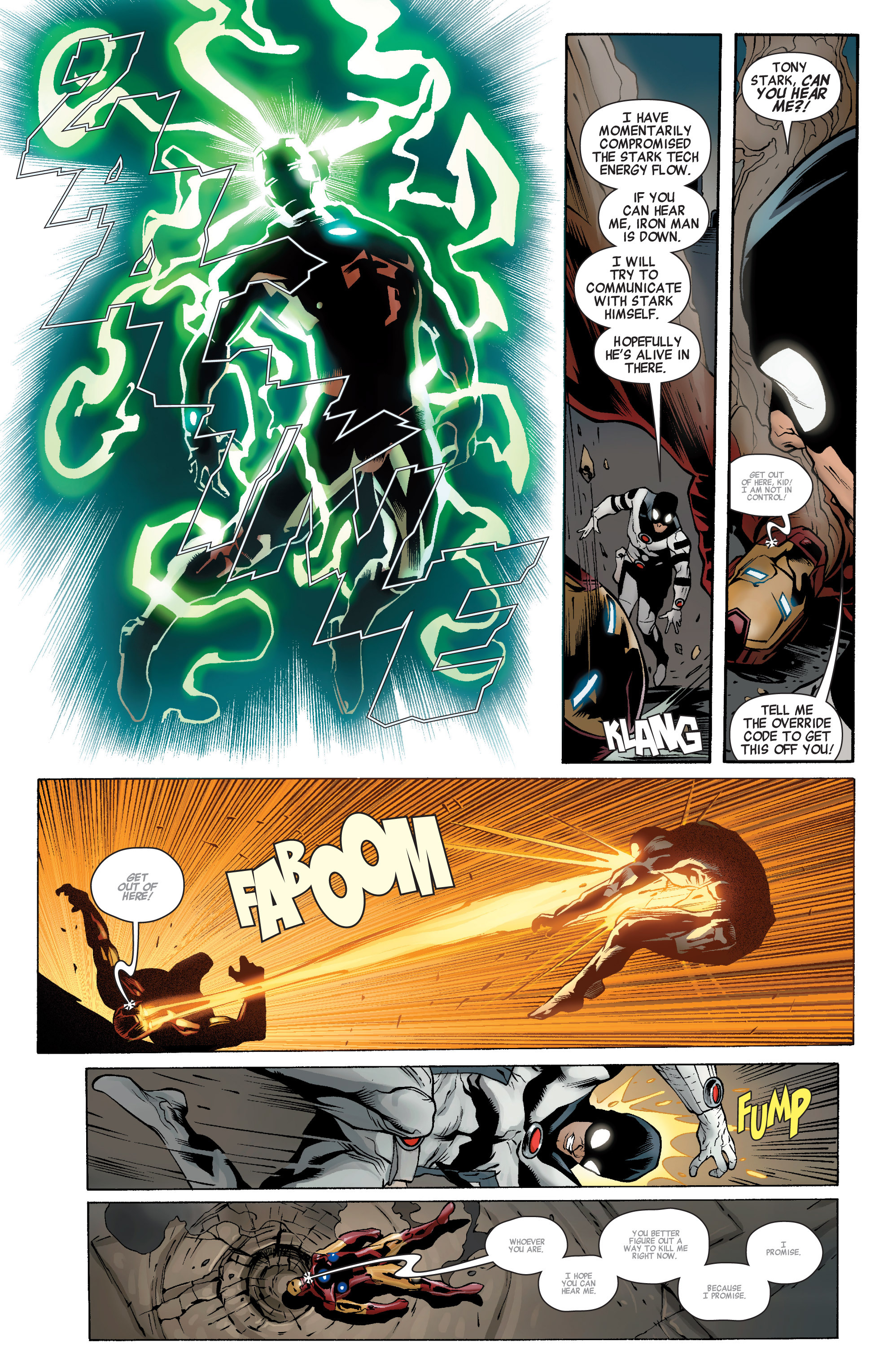 Read online Avengers (2010) comic -  Issue #21 - 12