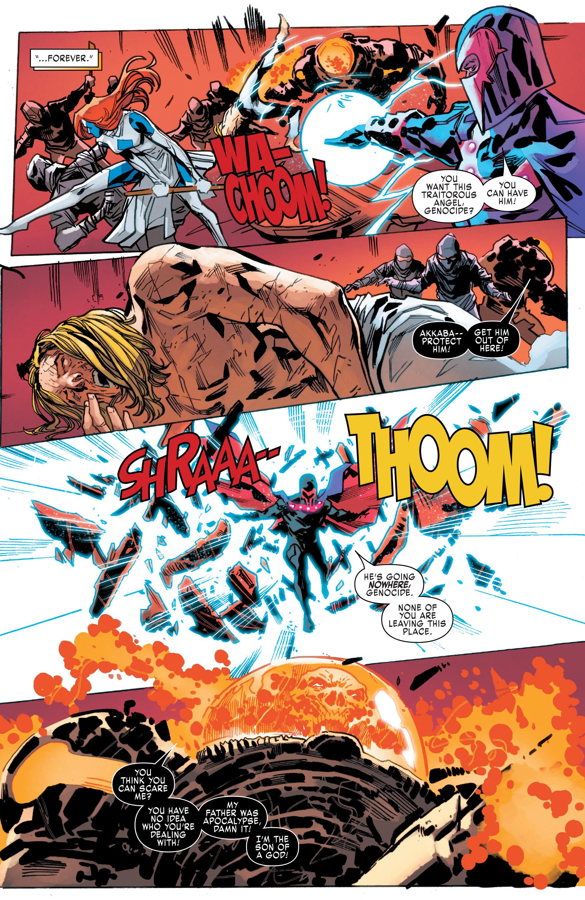 Read online Uncanny X-Men (2016) comic -  Issue #9 - 16