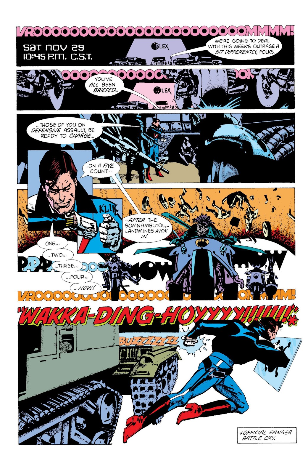 American Flagg! issue Definitive Collection (Part 2) - Page 25