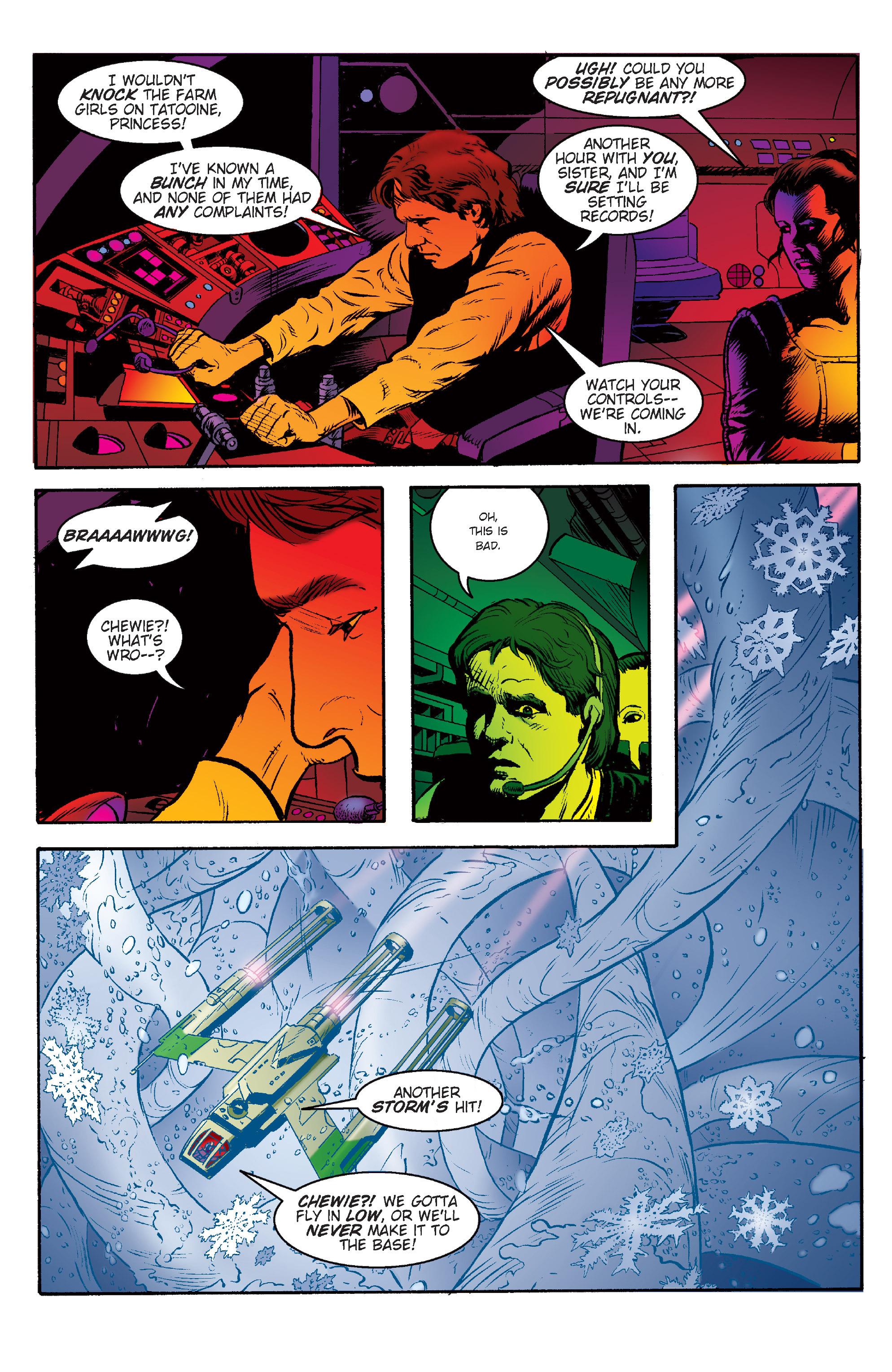 Read online Star Wars Omnibus comic -  Issue # Vol. 20 - 449