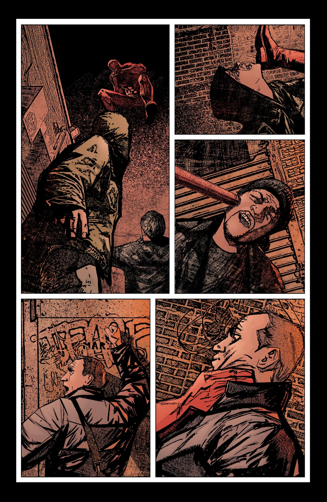 Read online Daredevil (1998) comic -  Issue # _Ultimate_Collection TPB 2 (Part 1) - 20