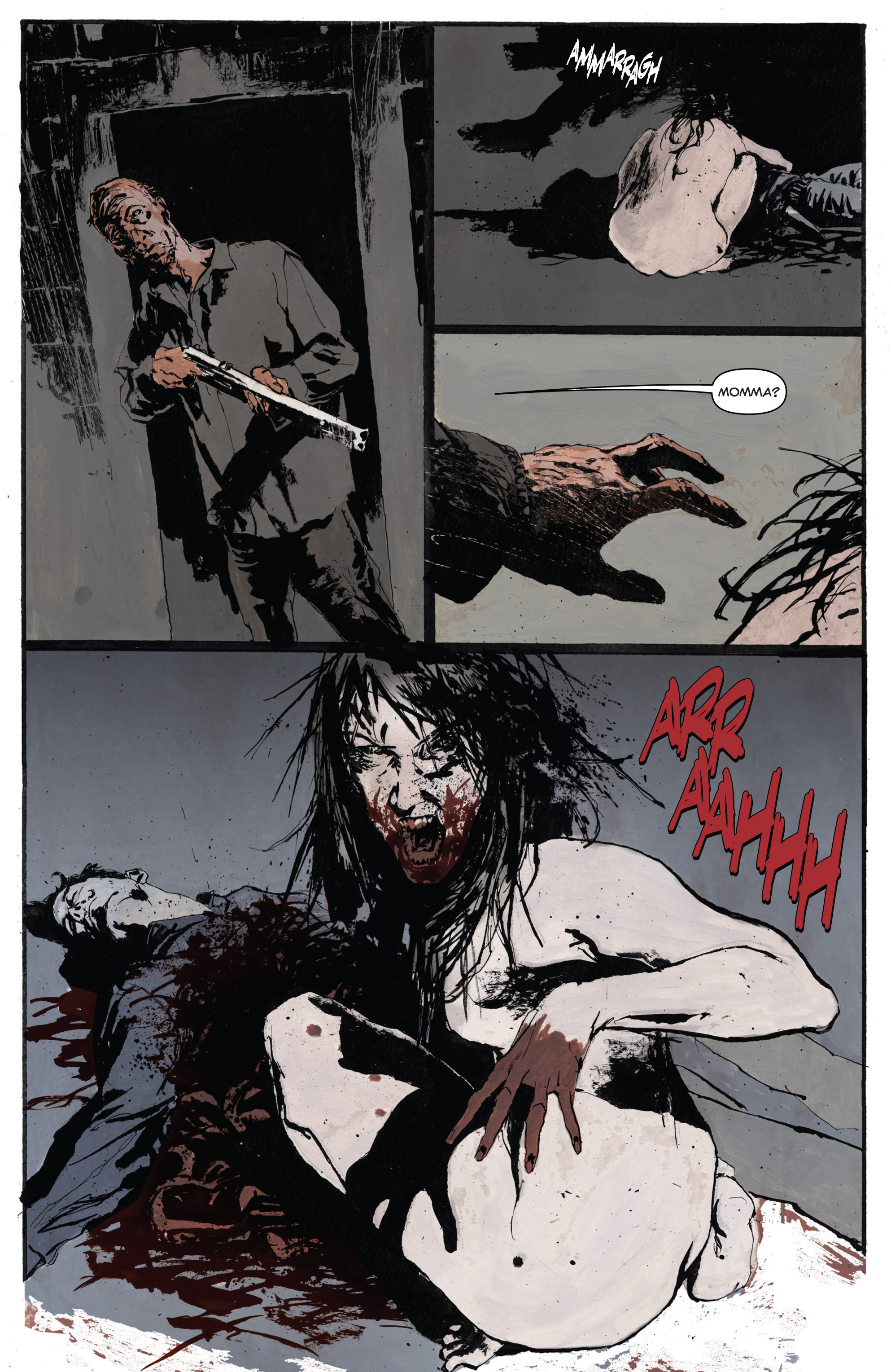 Read online Dead Irons comic -  Issue # TPB - 93