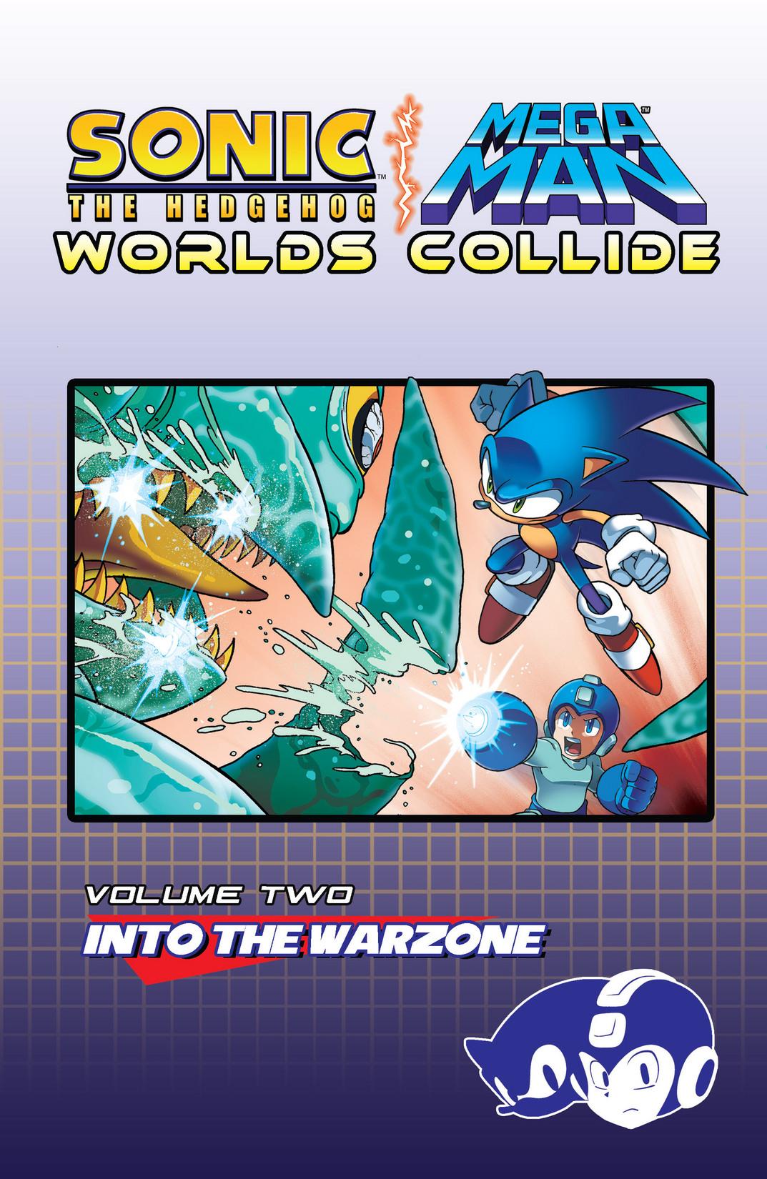 Read online Sonic Mega Man Worlds Collide comic -  Issue # Vol 2 - 2