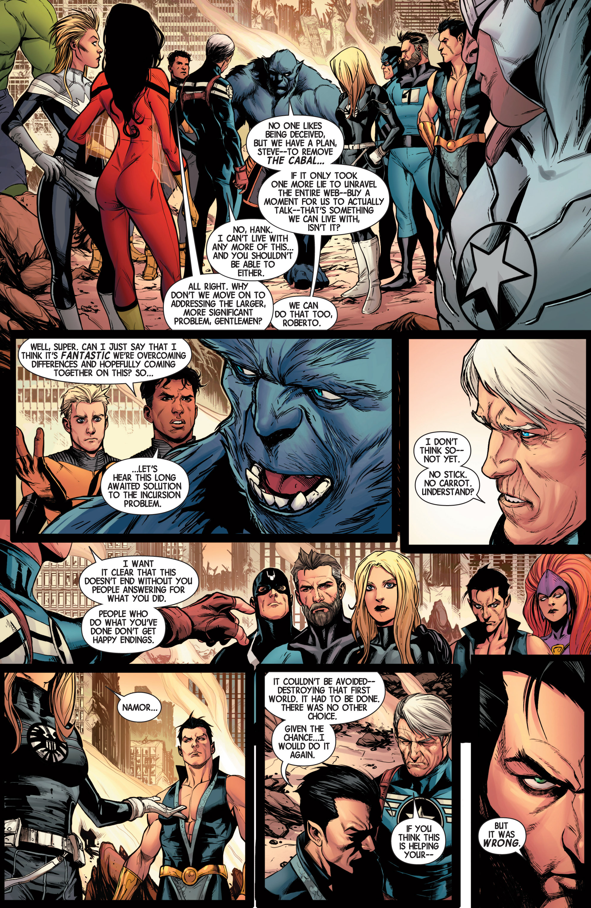 Read online Avengers (2013) comic -  Issue #40 - 9