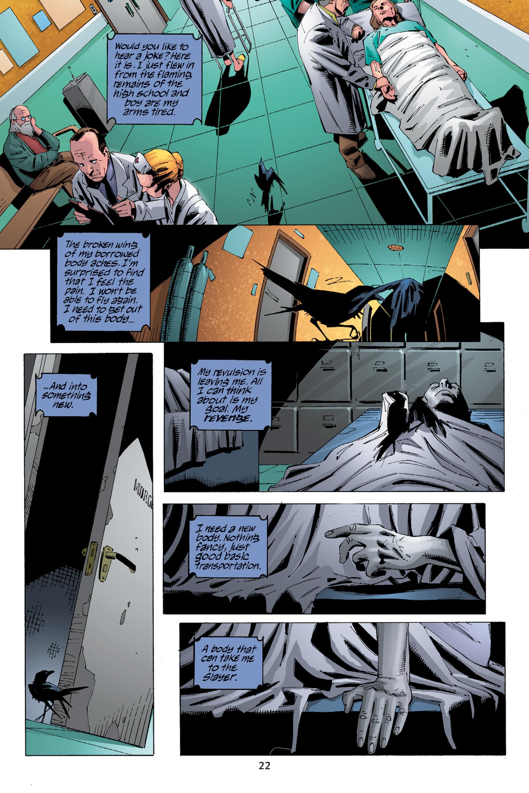 Read online Buffy the Vampire Slayer: Omnibus comic -  Issue # TPB 5 - 23