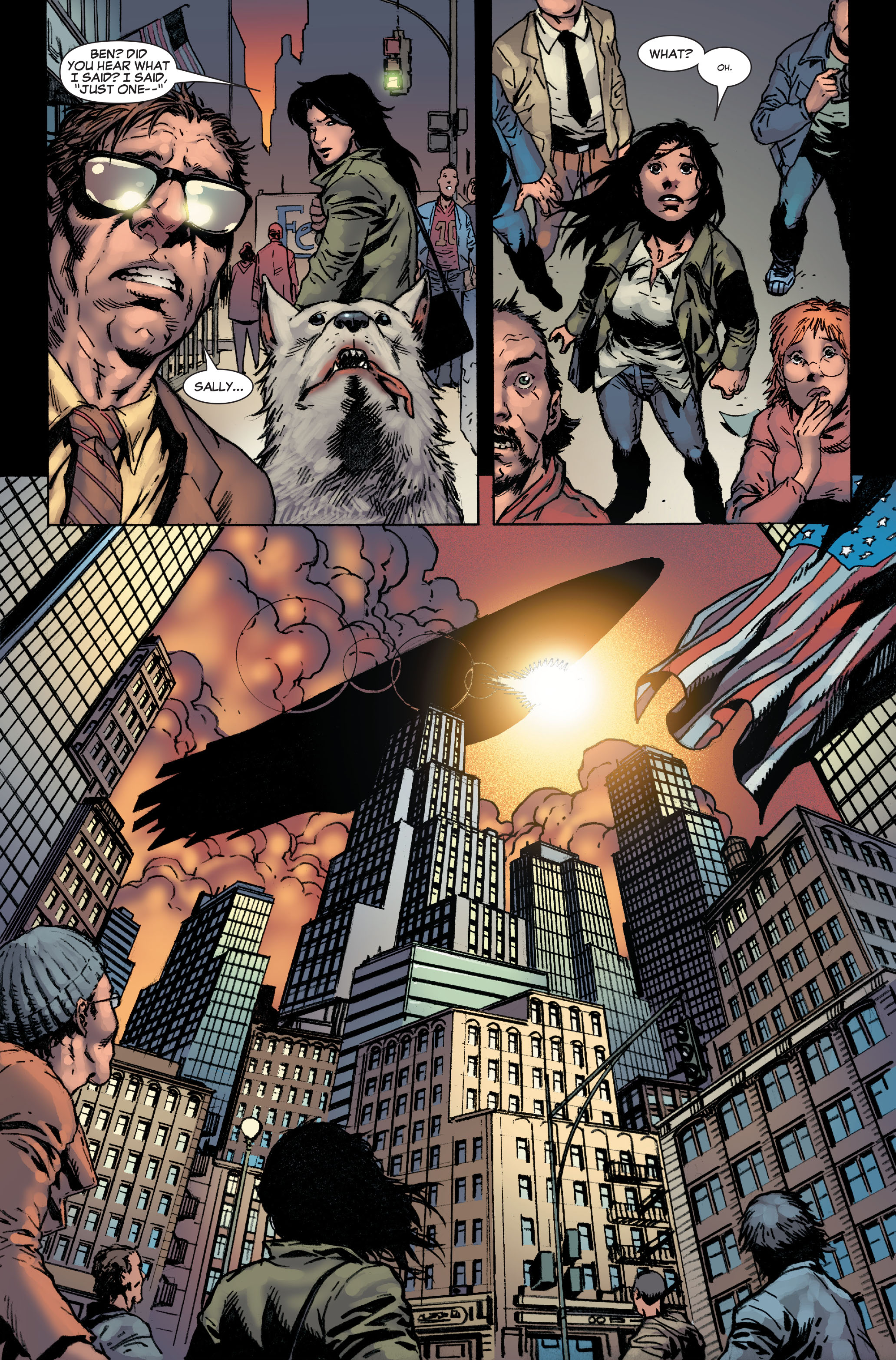 Read online World War Hulk: Front Line comic -  Issue #1 - 7