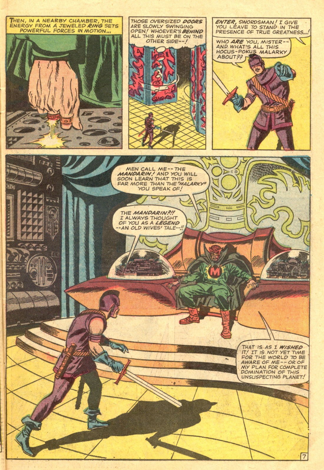 The Avengers (1963) 20 Page 10