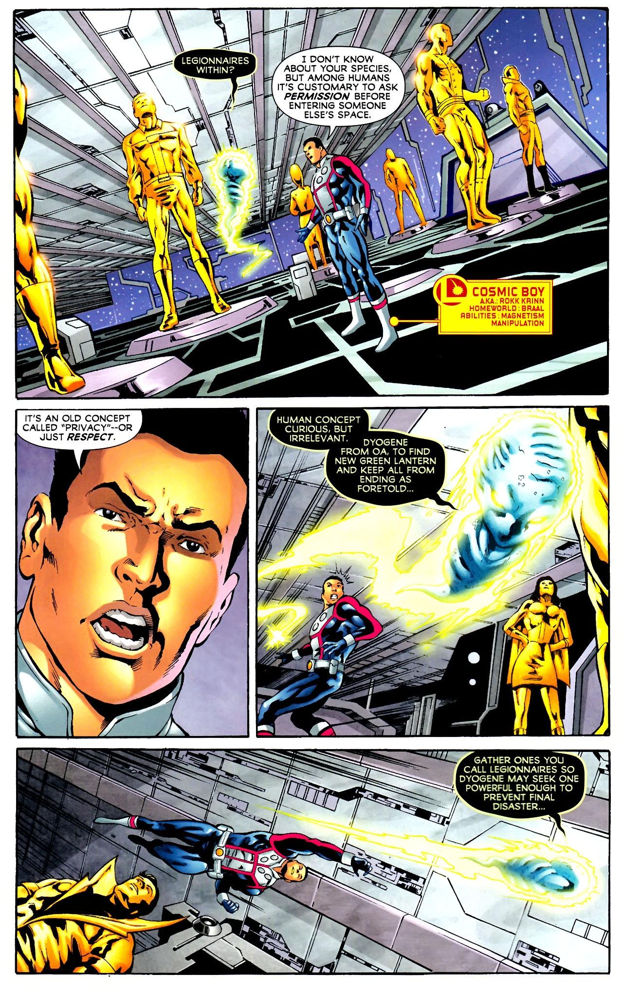 Read online Adventure Comics (1938) comic -  Issue #521 - 9