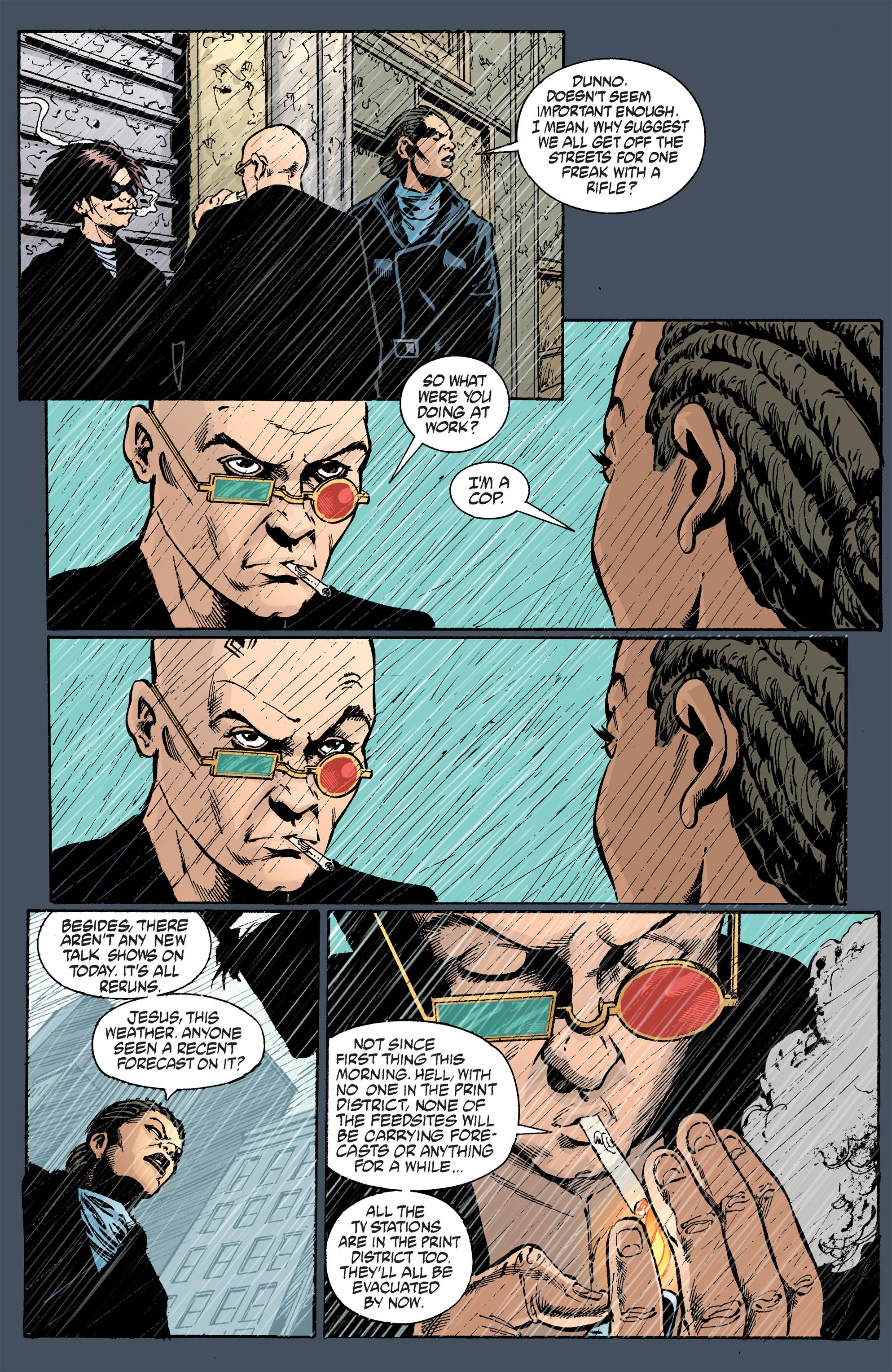 Read online Transmetropolitan comic -  Issue #44 - 13