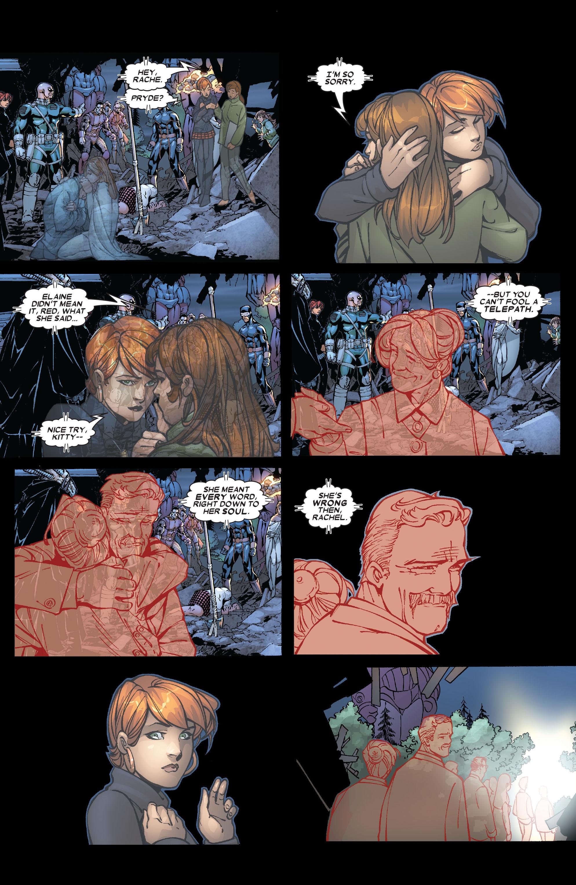 Read online Uncanny X-Men (1963) comic -  Issue #468 - 19