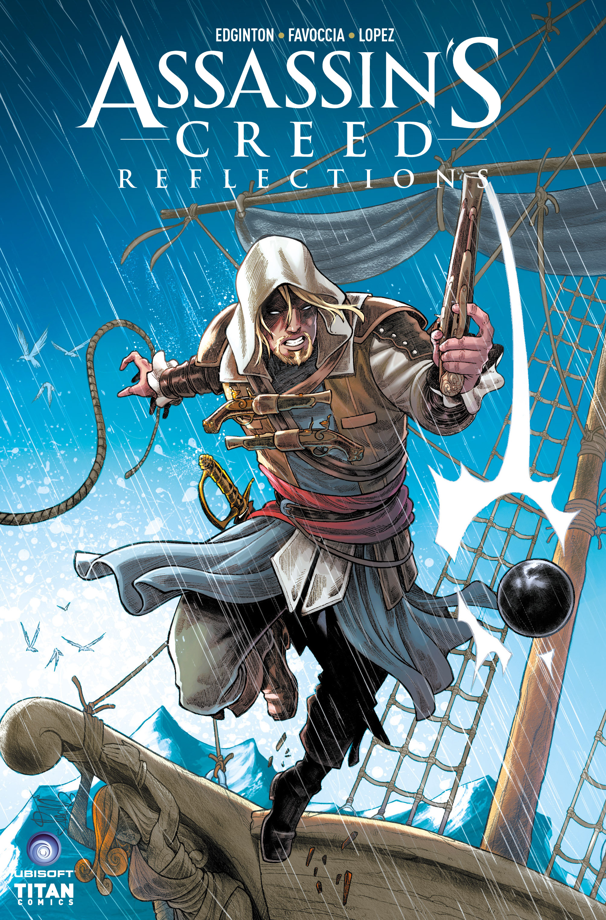 Read online Assassin's Creed: Reflections comic -  Issue #3 - 28