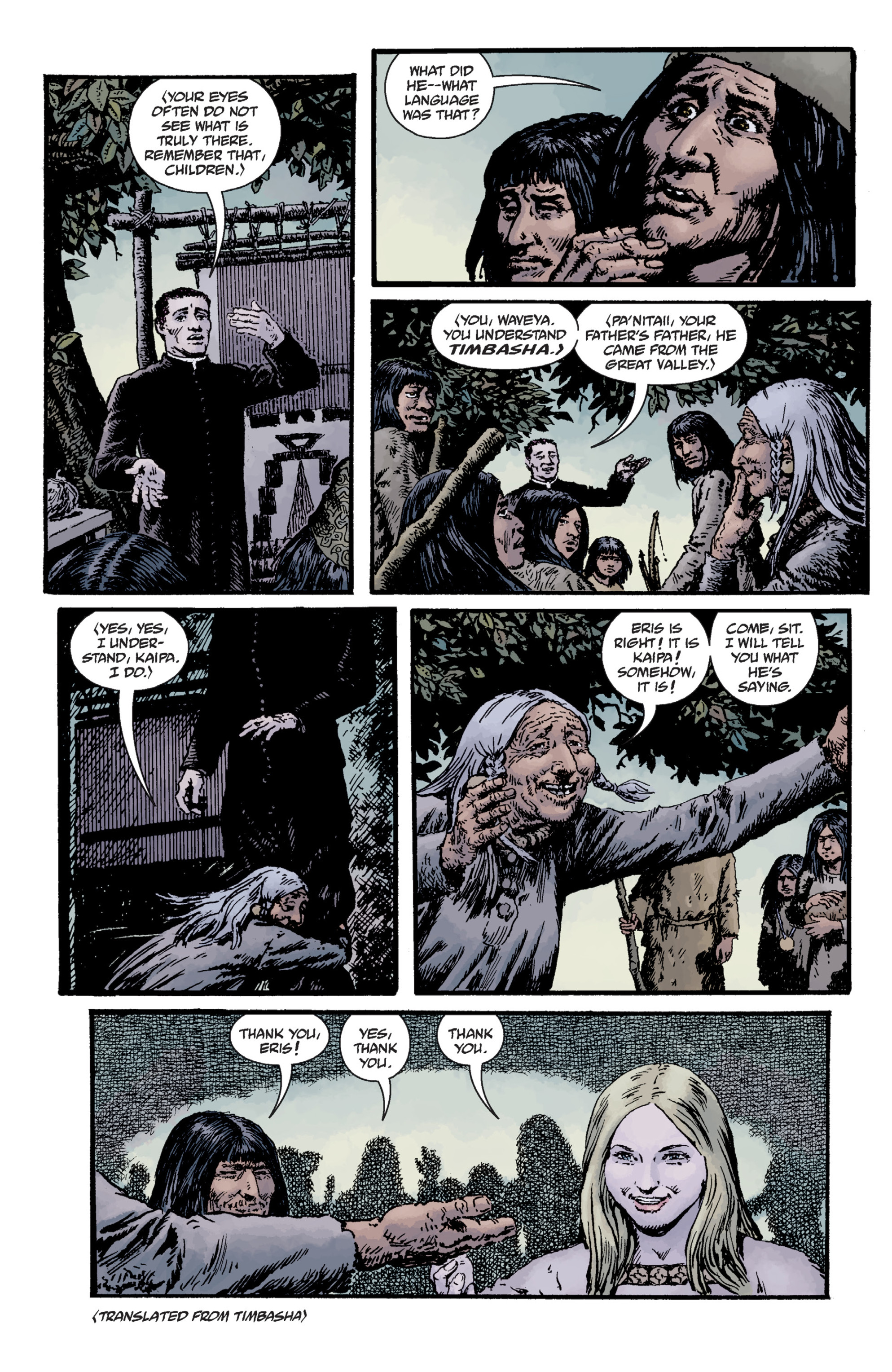 Read online Sir Edward Grey, Witchfinder: Lost and Gone Forever comic -  Issue # TPB - 64