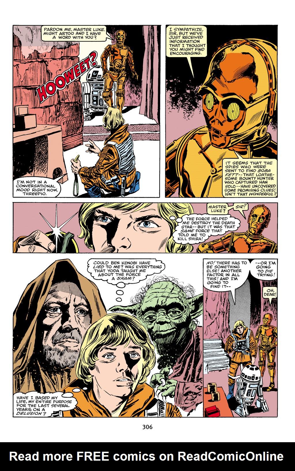 Read online Star Wars Omnibus comic -  Issue # Vol. 16 - 301
