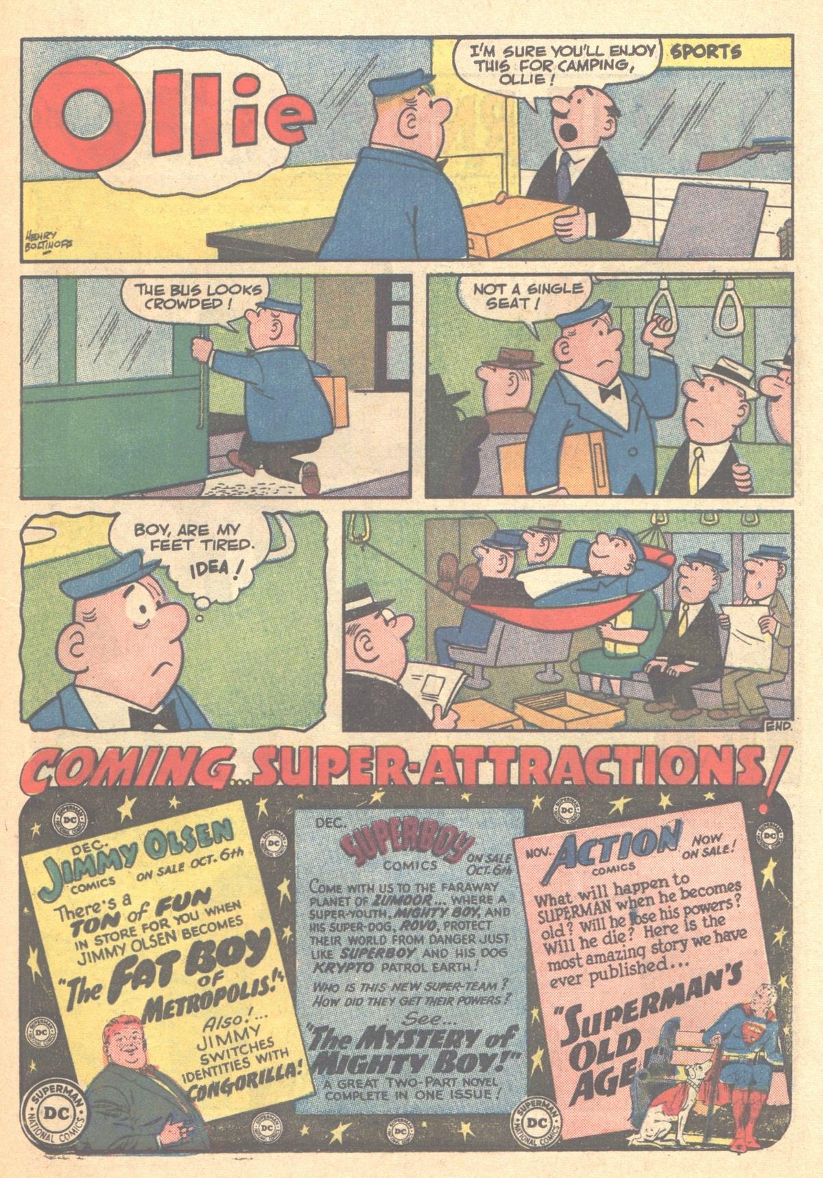 Read online Adventure Comics (1938) comic -  Issue #278 - 15