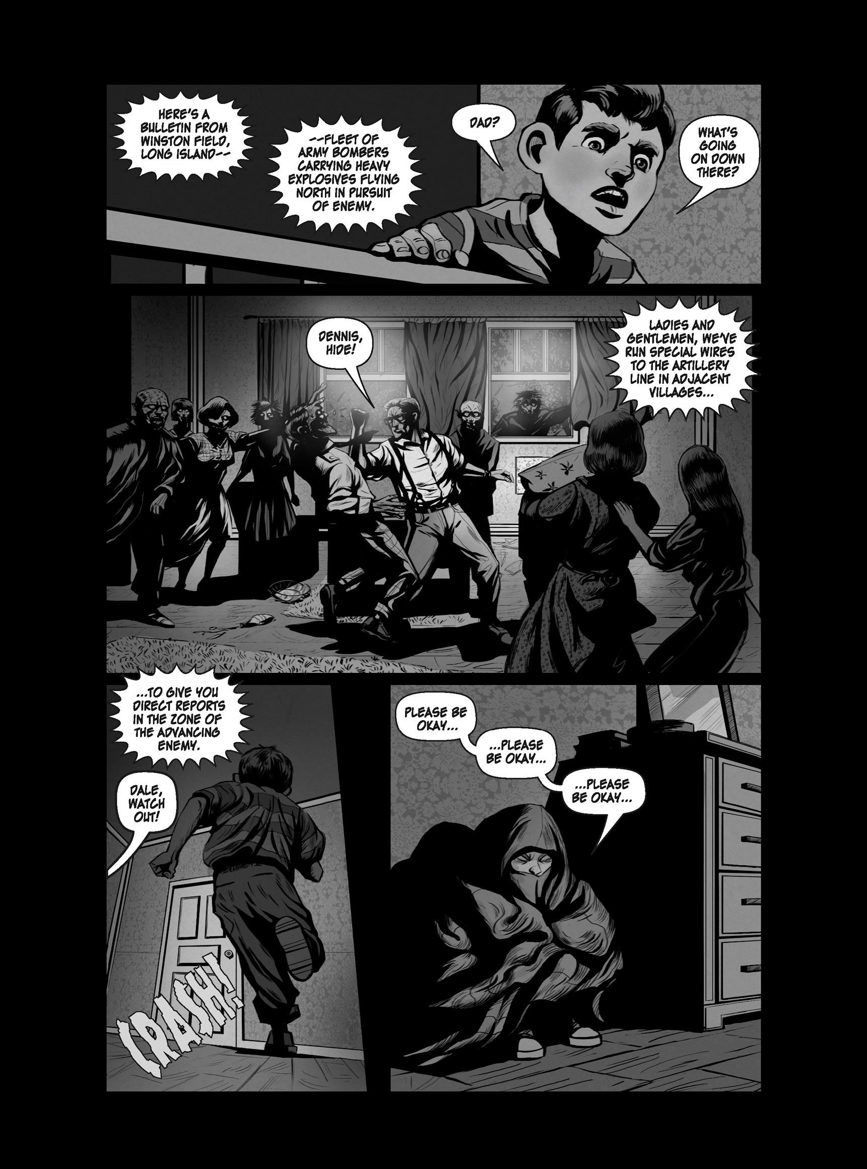 Read online FUBAR comic -  Issue #3 - 258