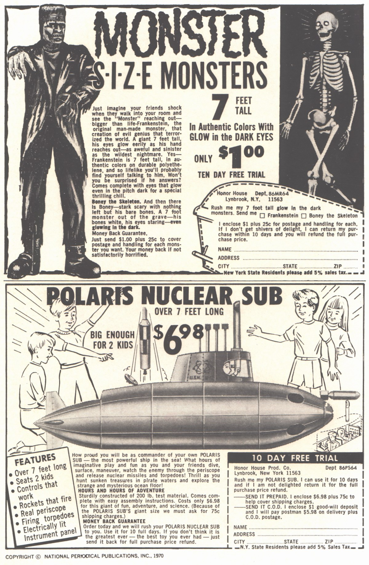 Read online Adventure Comics (1938) comic -  Issue #392 - 2