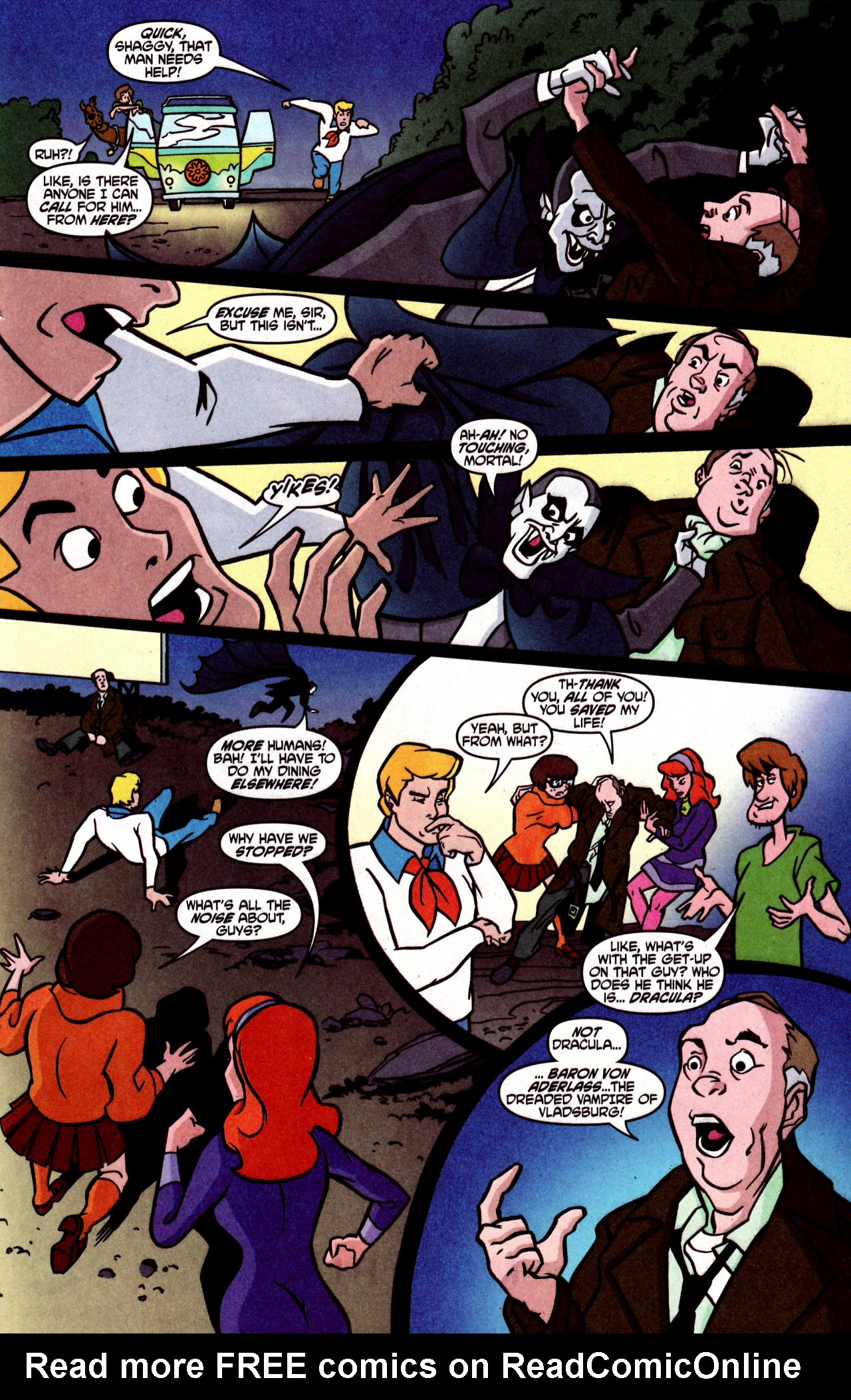 Read online Scooby-Doo (1997) comic -  Issue #128 - 13
