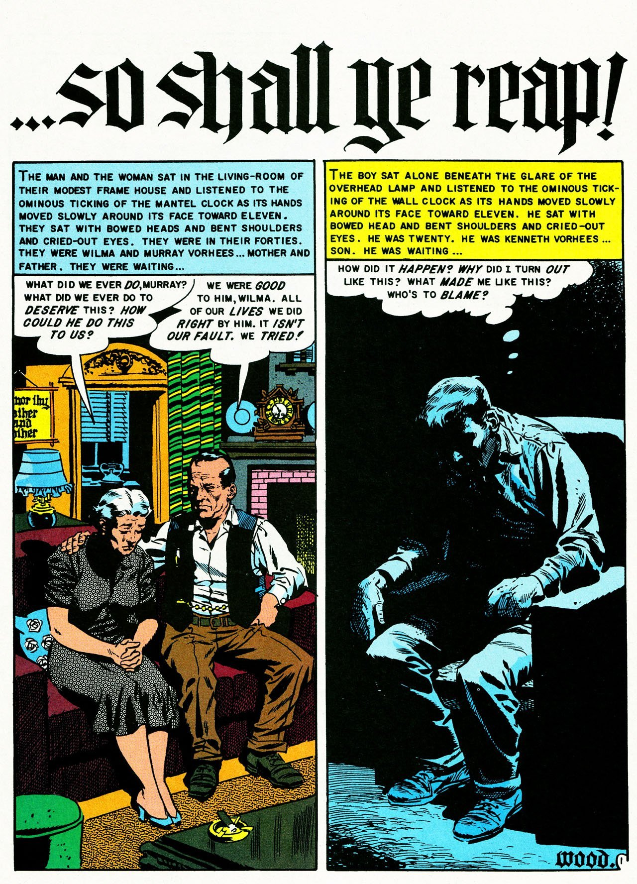 Read online Shock SuspenStories comic -  Issue #10 - 11