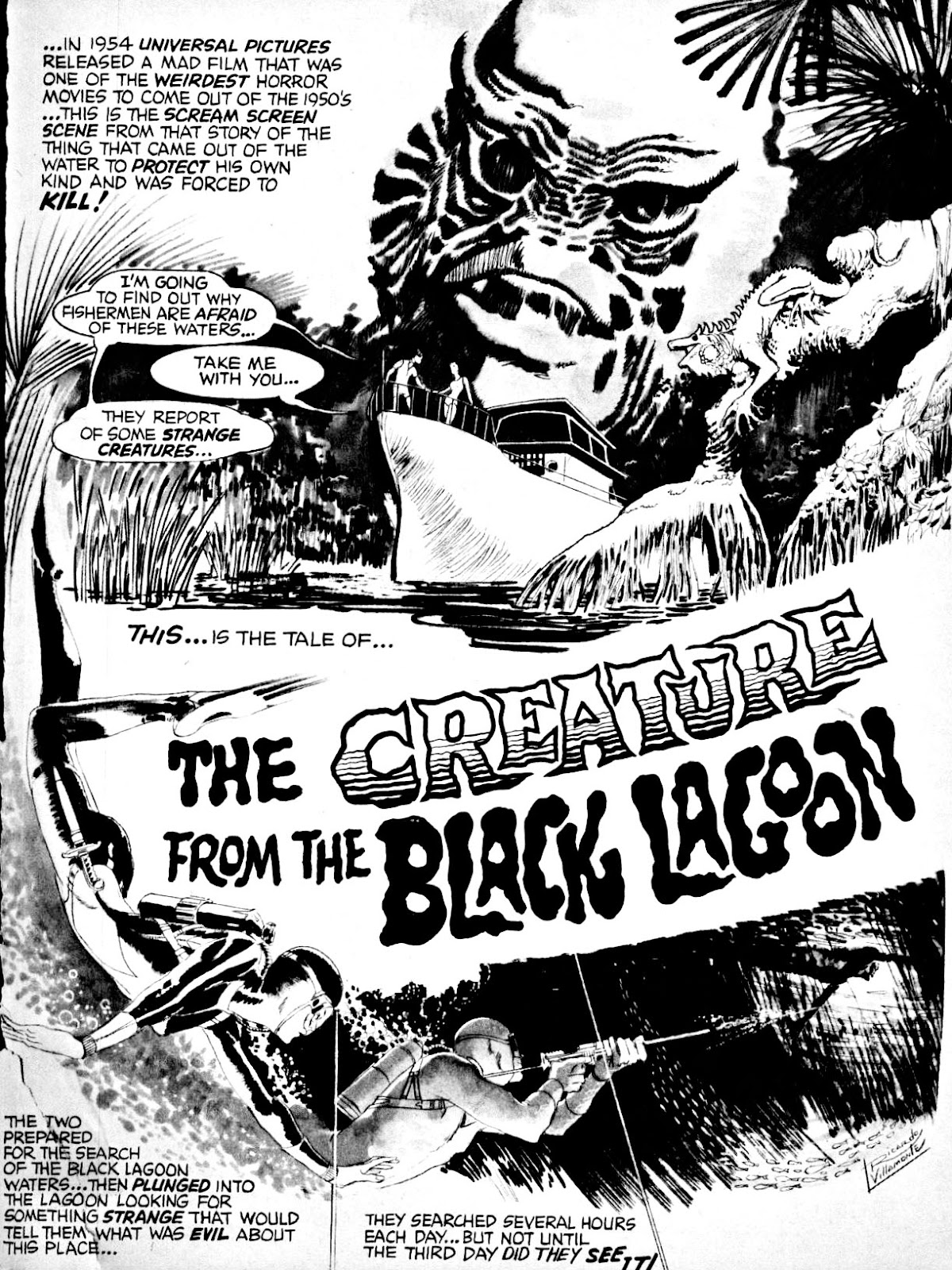 Nightmare (1970) issue 14 - Page 47