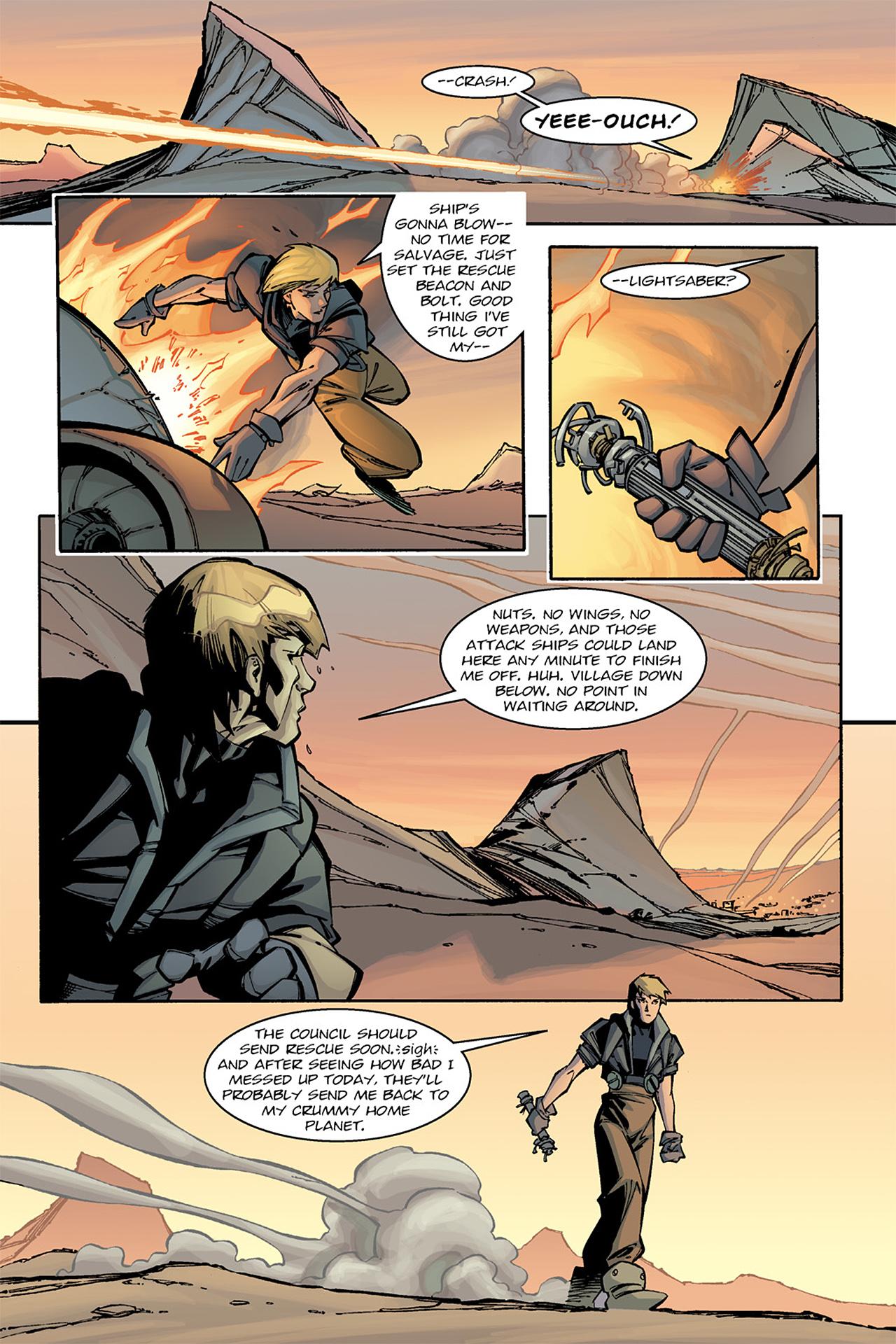 Read online Star Wars Omnibus comic -  Issue # Vol. 10 - 11