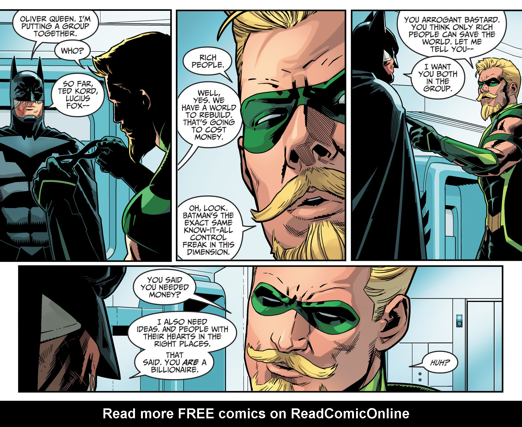 Read online Injustice 2 comic -  Issue #4 - 12