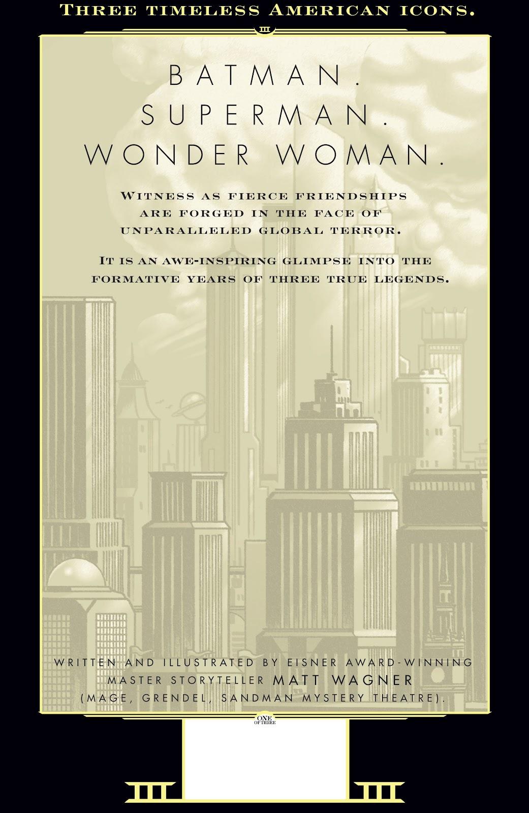 Batman/Superman/Wonder Woman: Trinity issue 1 - Page 59