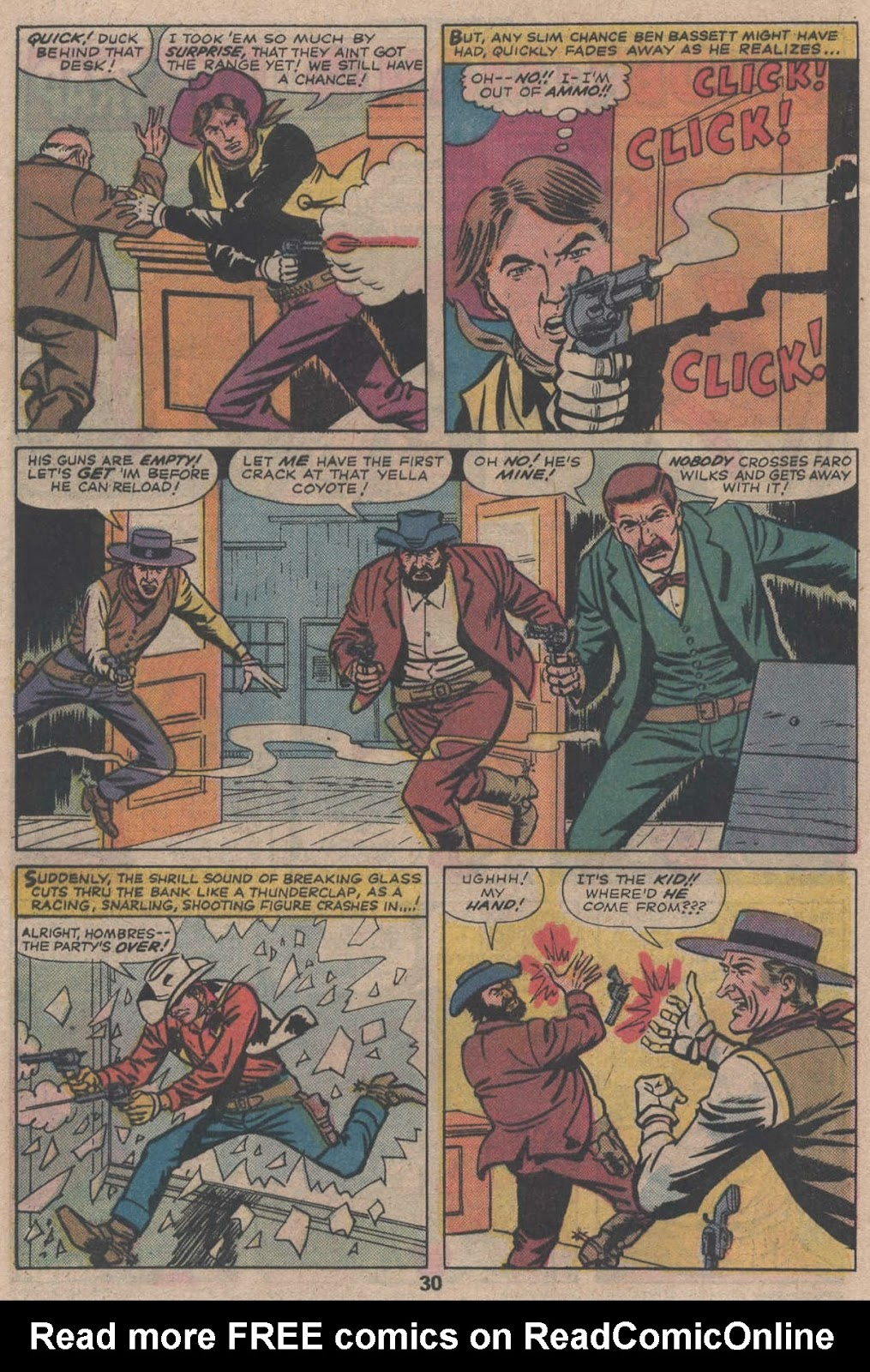 Kid Colt Outlaw issue 195 - Page 32