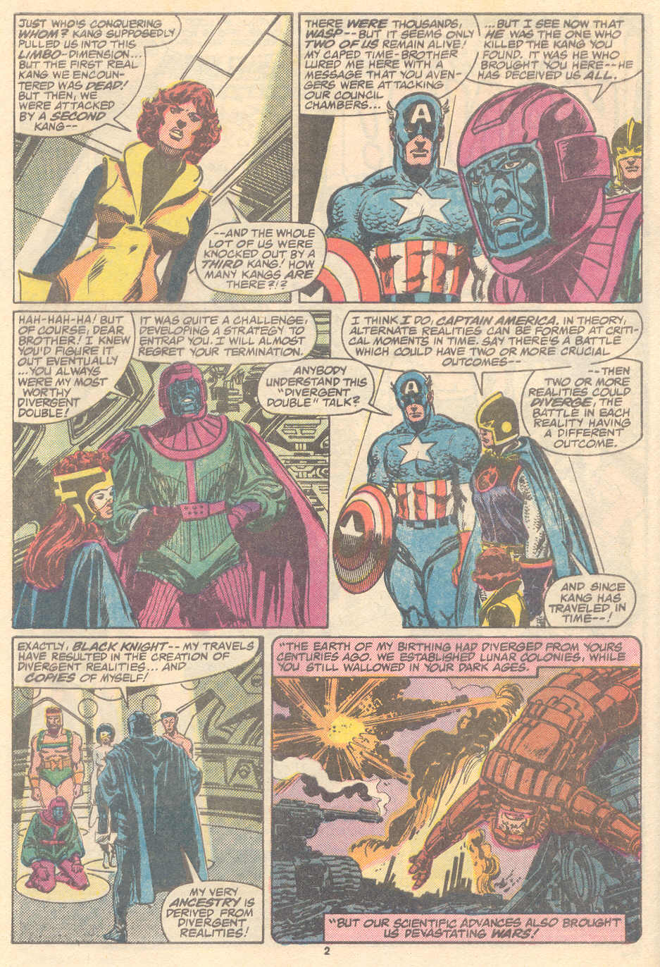The Avengers (1963) 269 Page 2
