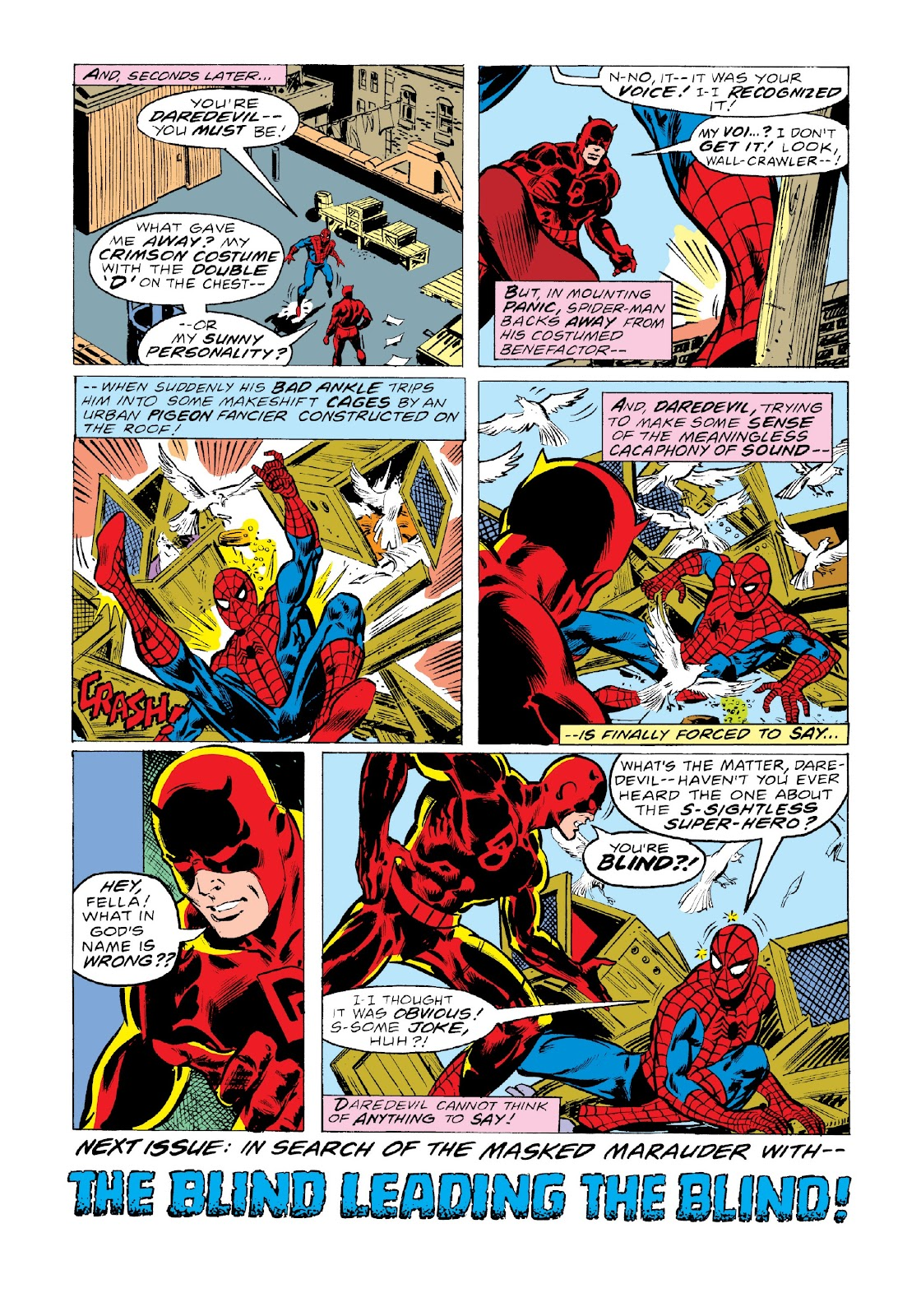 Read online Marvel Masterworks: The Spectacular Spider-Man comic -  Issue # TPB 2 (Part 3) - 6