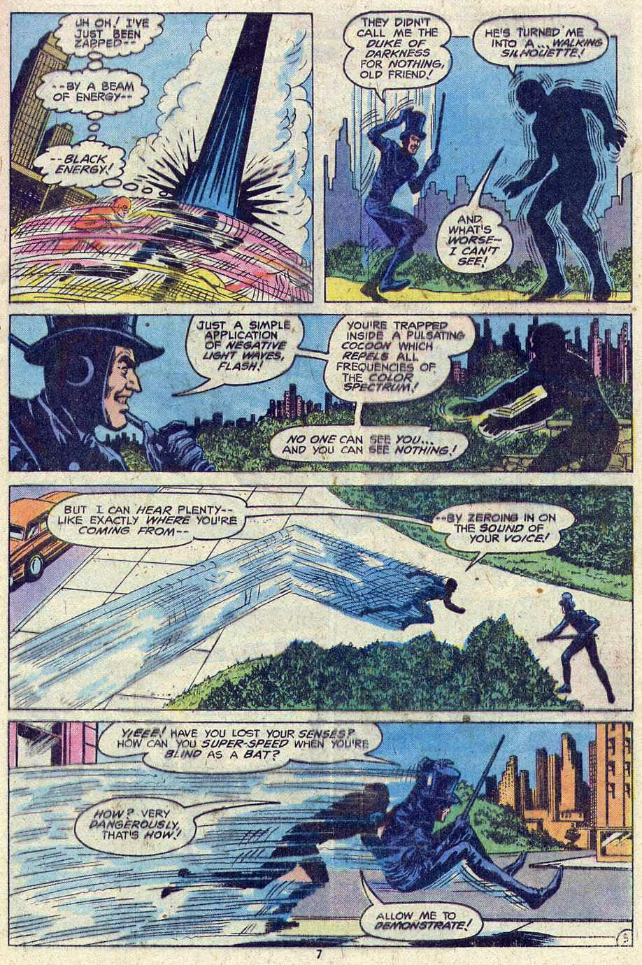 Read online Adventure Comics (1938) comic -  Issue #460 - 7