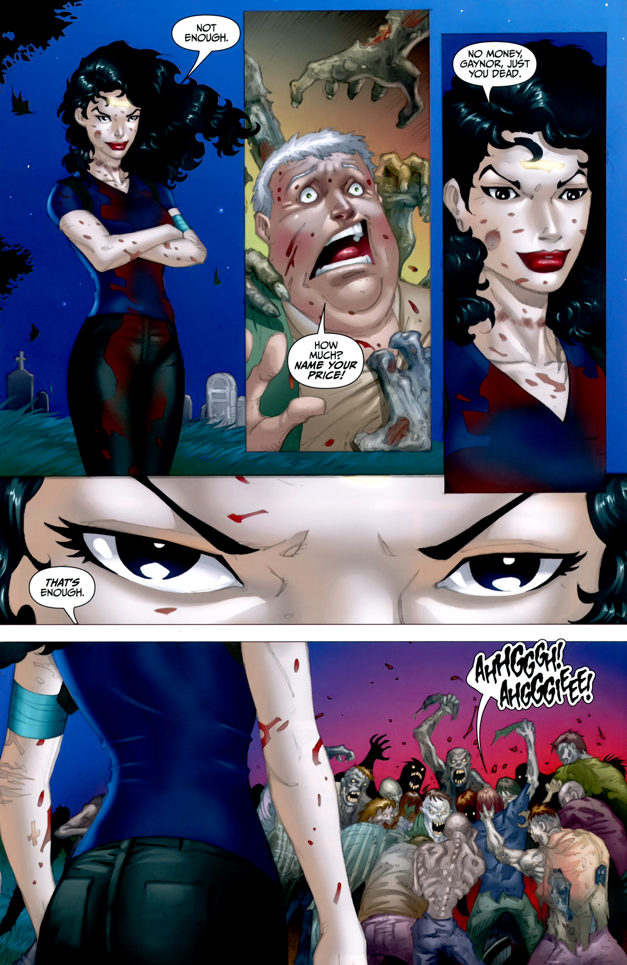 Read online Anita Blake: The Laughing Corpse - Executioner comic -  Issue #5 - 13
