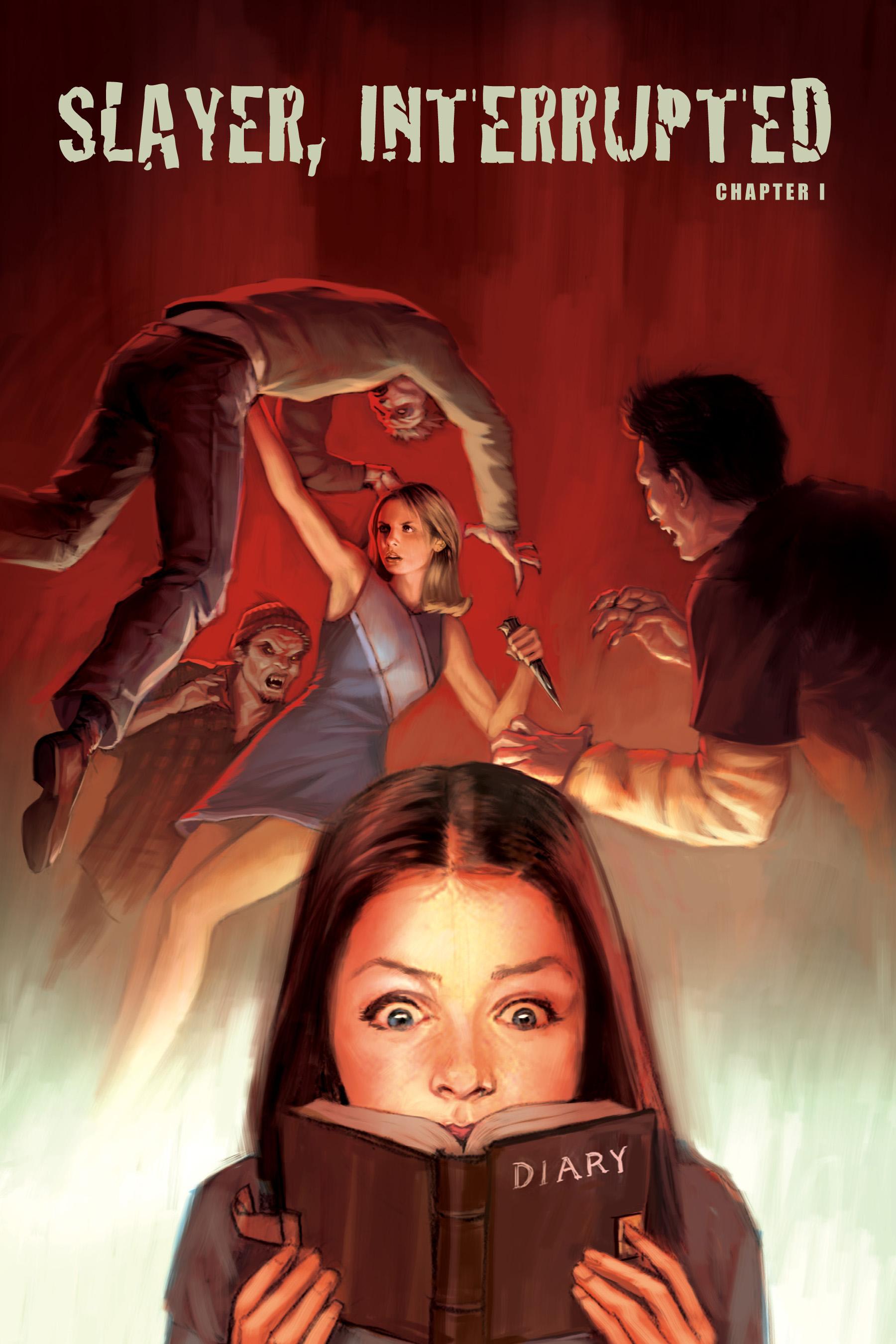 Read online Buffy the Vampire Slayer: Omnibus comic -  Issue # TPB 1 - 214