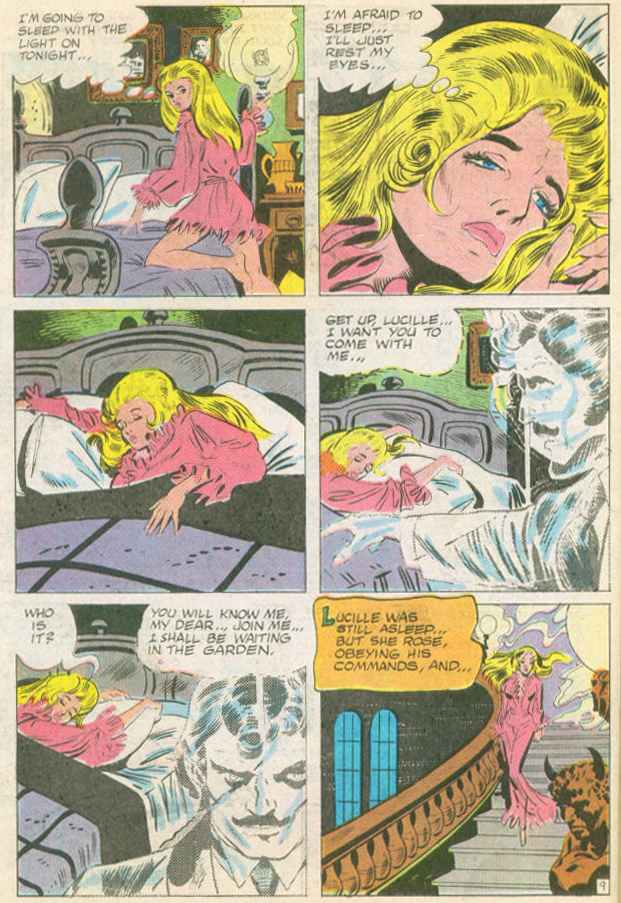 Read online Beyond the Grave (1983) comic -  Issue #14 - 18
