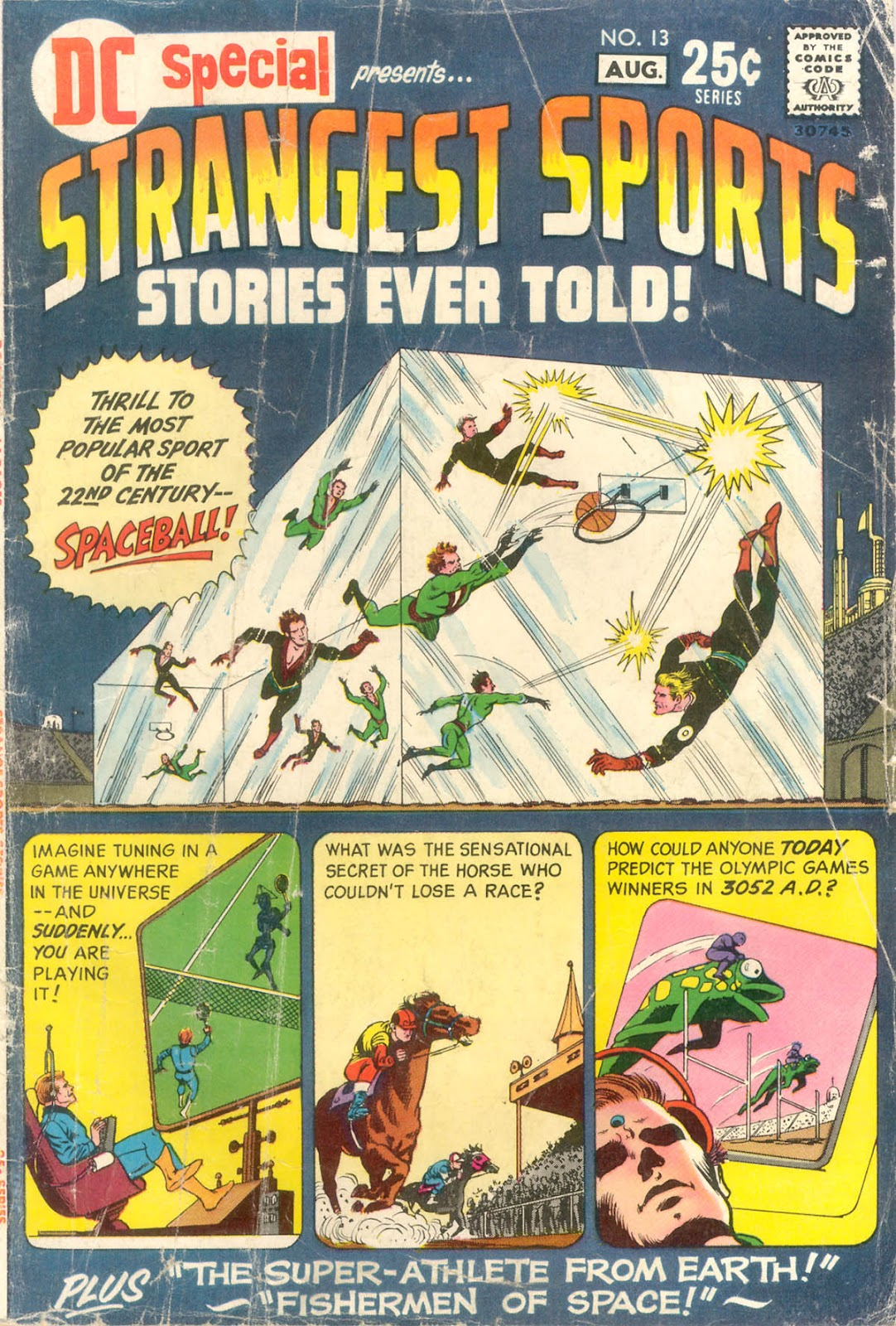 DC Special (1968) issue 13 - Page 1