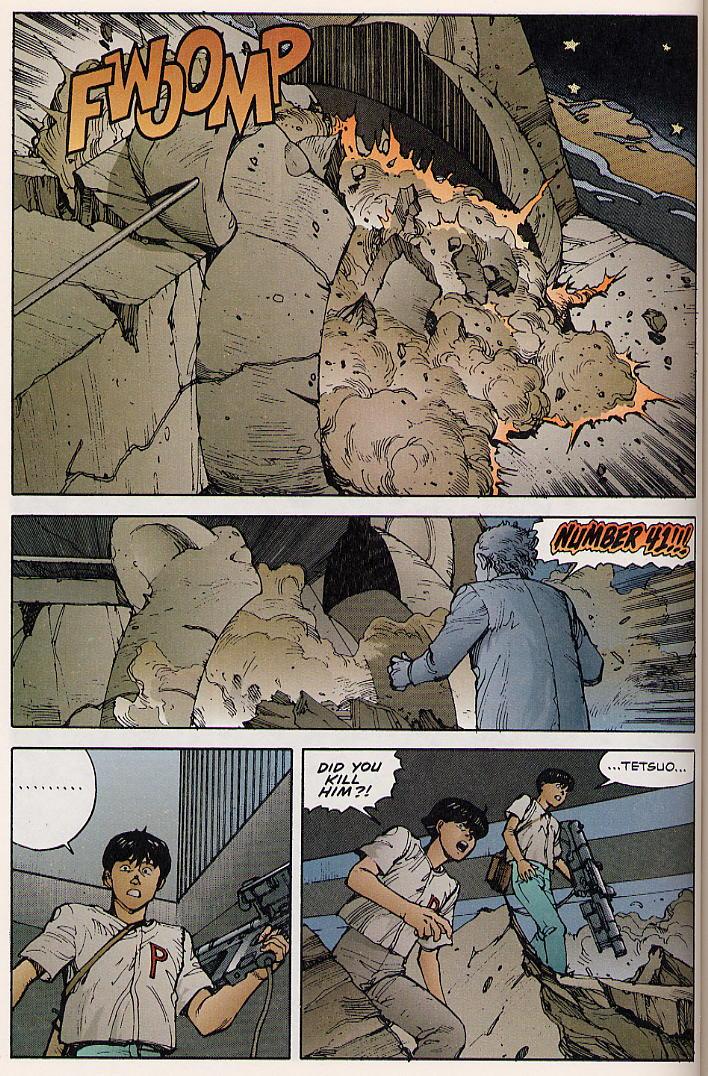 Read online Akira comic -  Issue #8 - 60