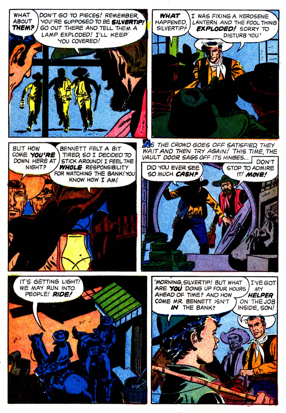 Four Color Comics issue 835 - Page 16